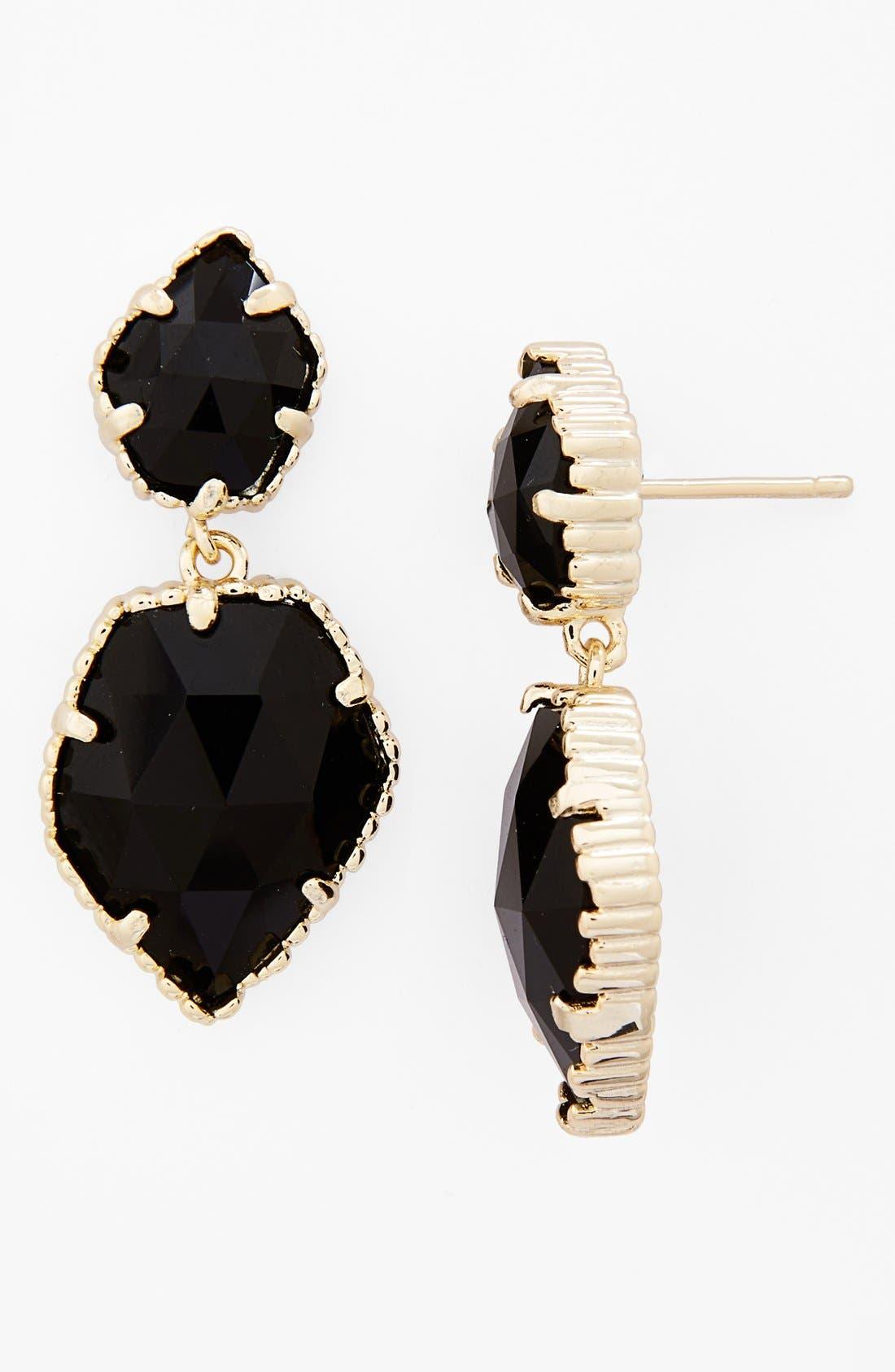 Alternate Image 1 Selected - Kendra Scott 'Quincy' Drop Earrings