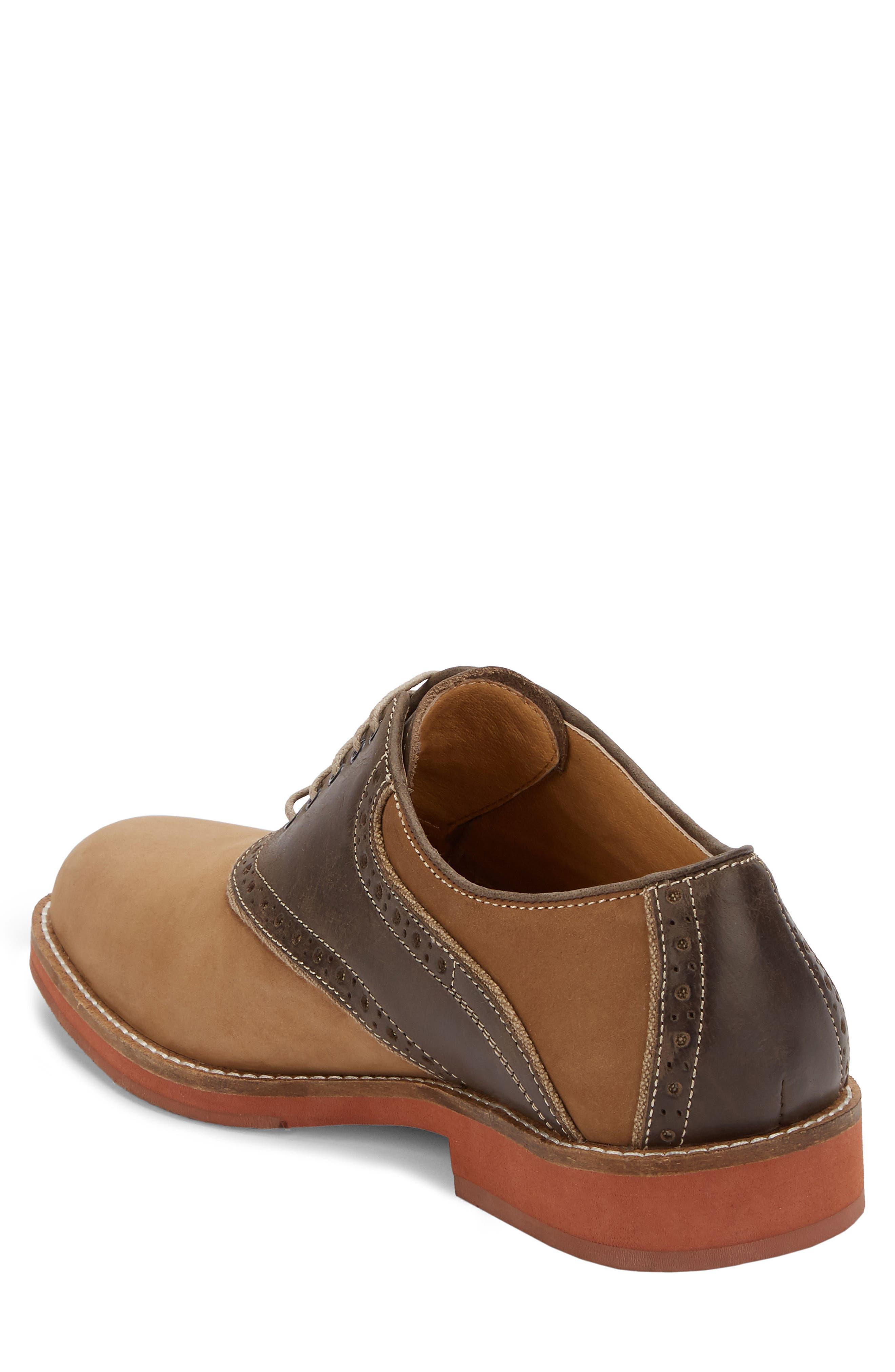 Alternate Image 2  - G.H. Bass & Co. Noah Saddle Shoe (Men)