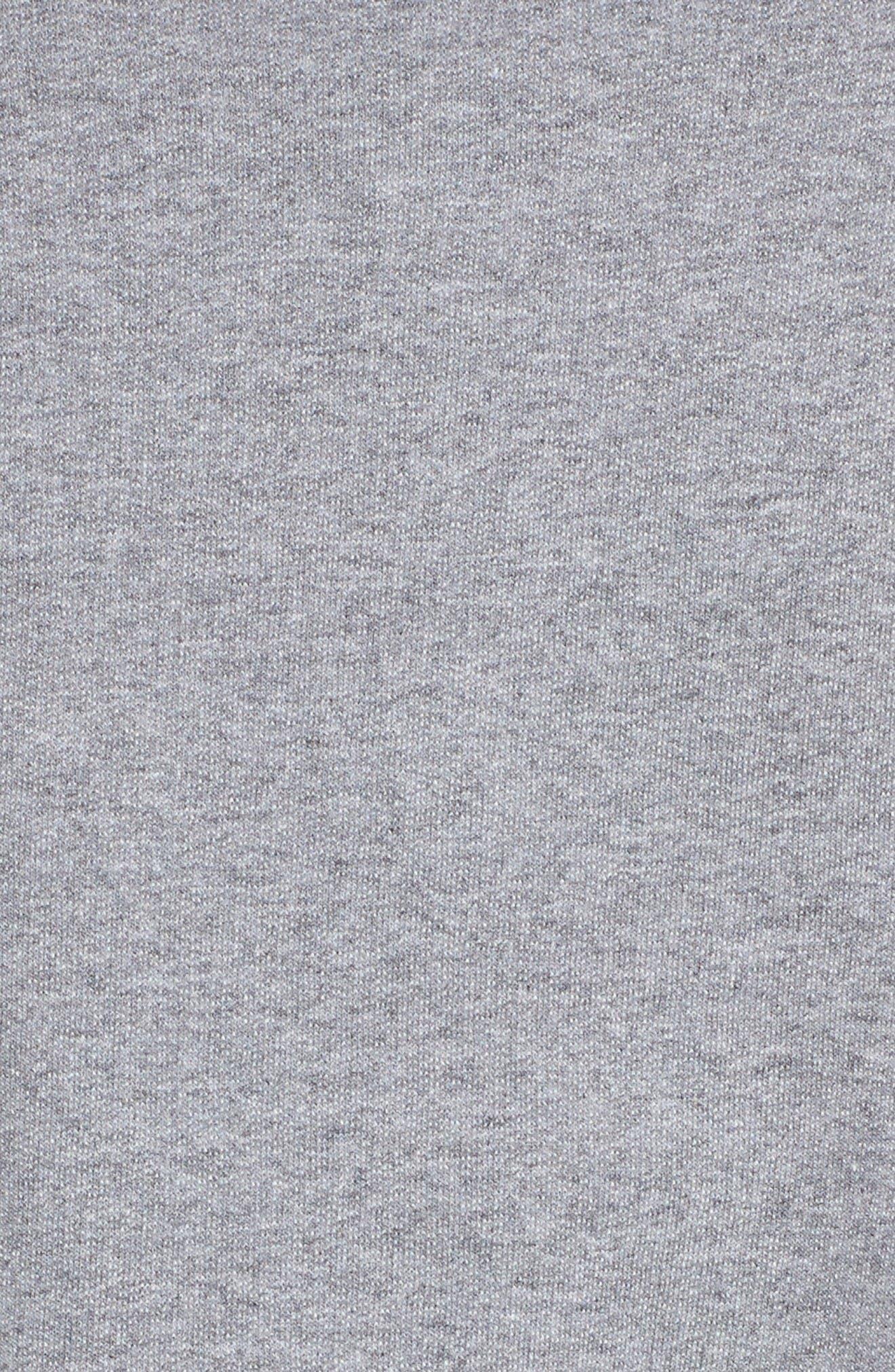 Workout Brunch Repeat Sweatshirt,                             Alternate thumbnail 6, color,                             Grey