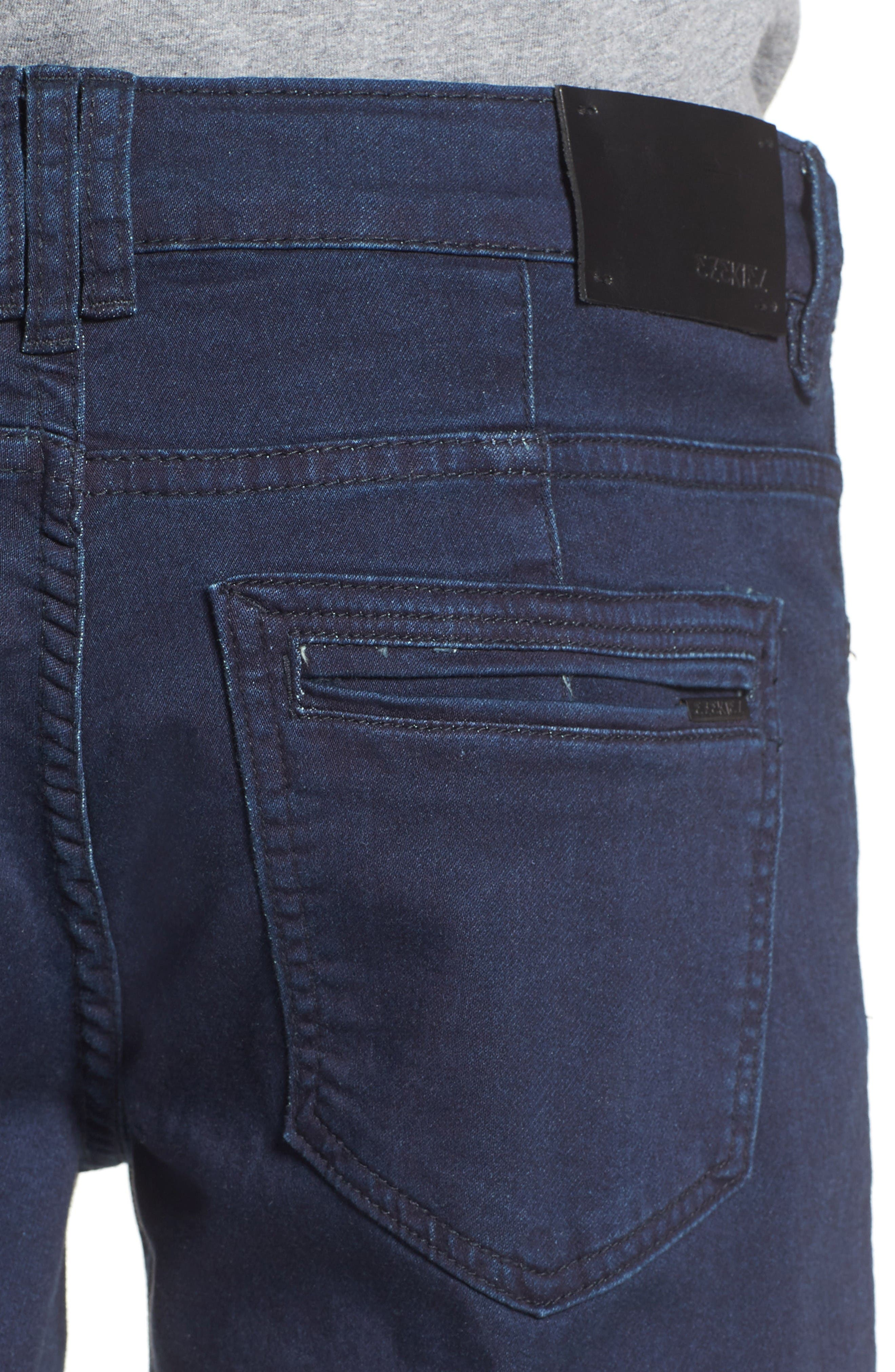 Alternate Image 4  - Ezekiel Slim Straight Leg Pants