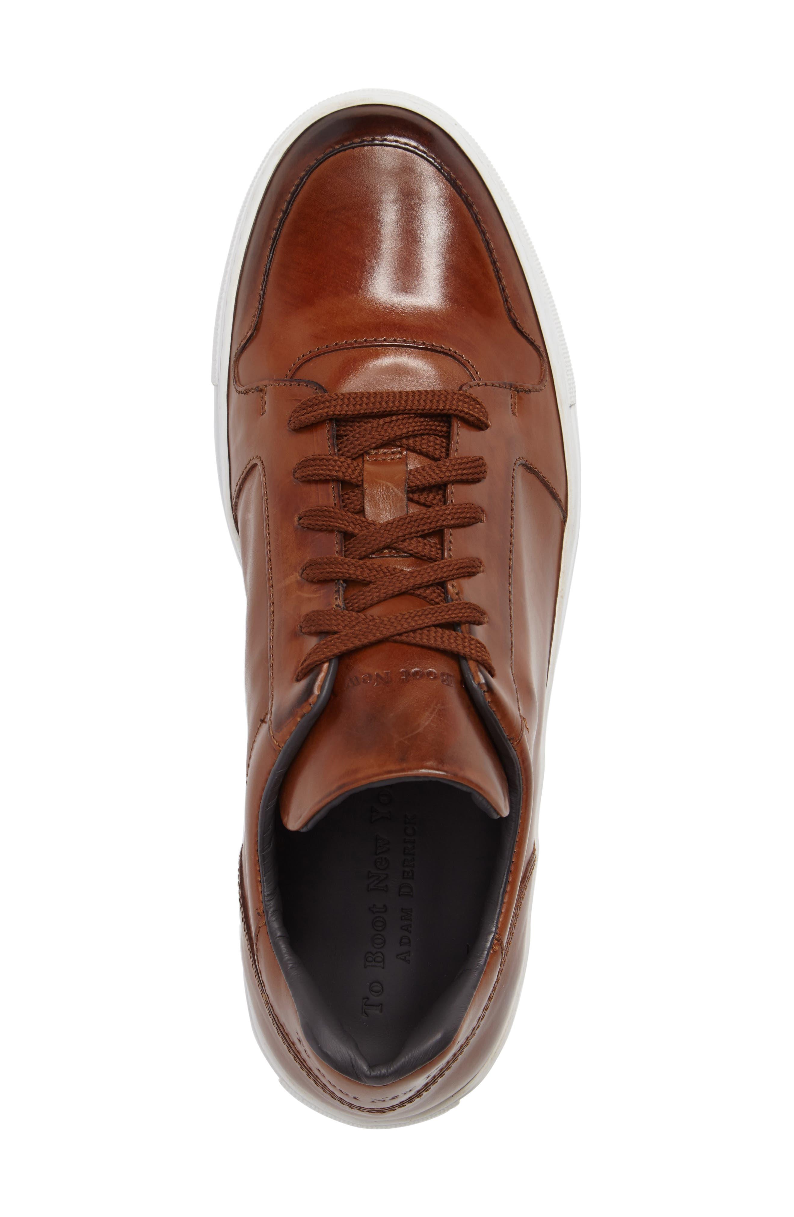 Alternate Image 5  - To Boot New York Calvin Sneaker (Men)
