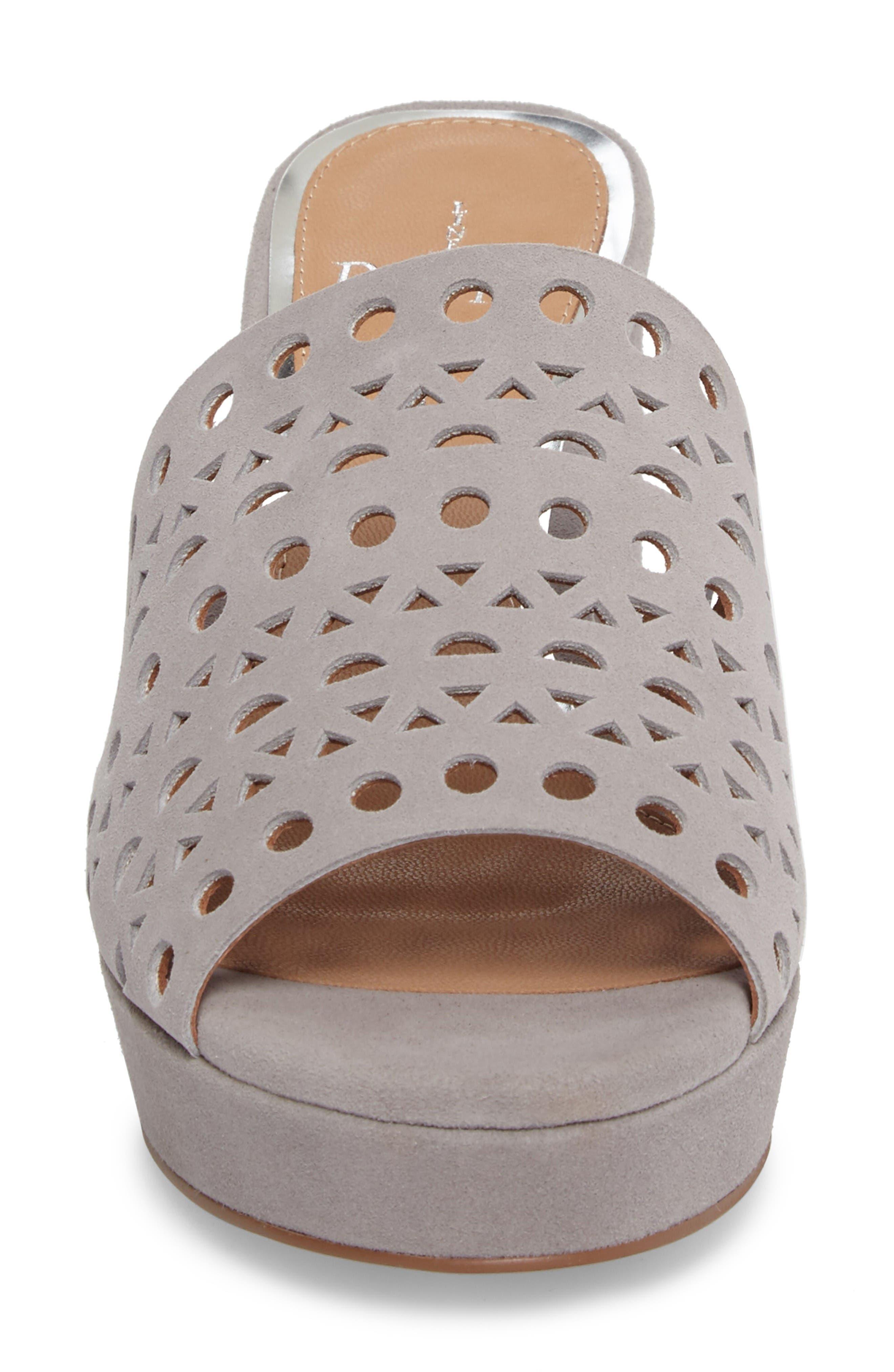 Alternate Image 4  - Linea Paolo Ofra Block Heel Mule (Women)