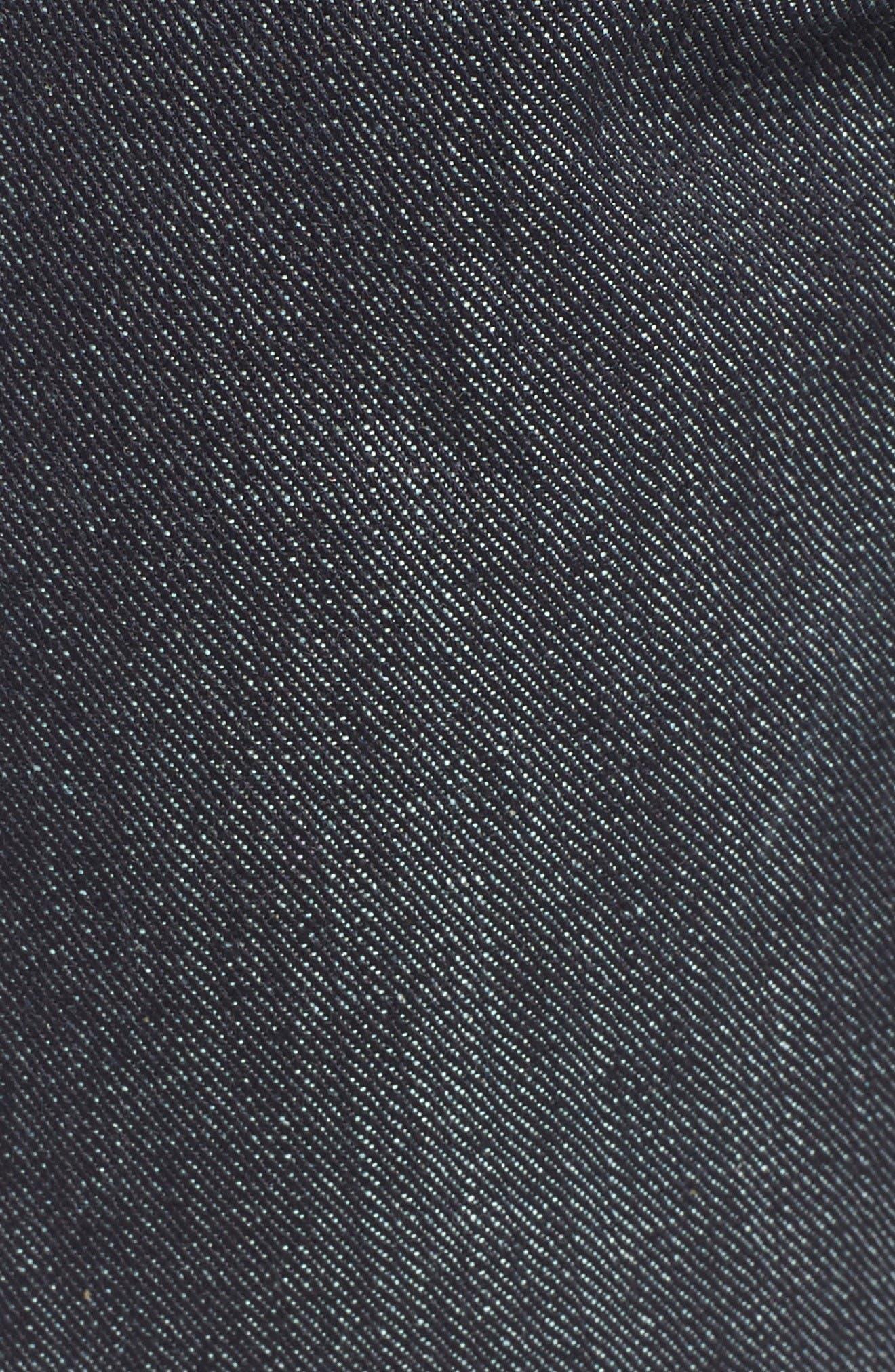 Alternate Image 5  - Naked & Famous Denim Weird Guy Slim Fit Jeans (Left Hand Twill Selvedge)