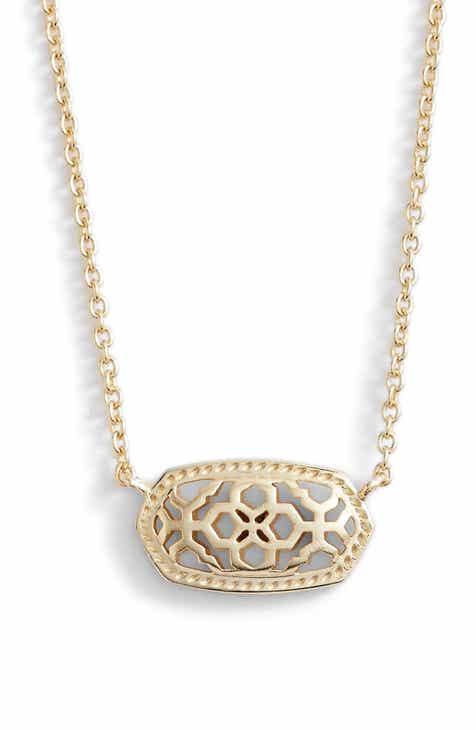 Womens necklaces nordstrom kendra scott elisa pendant necklace aloadofball Choice Image
