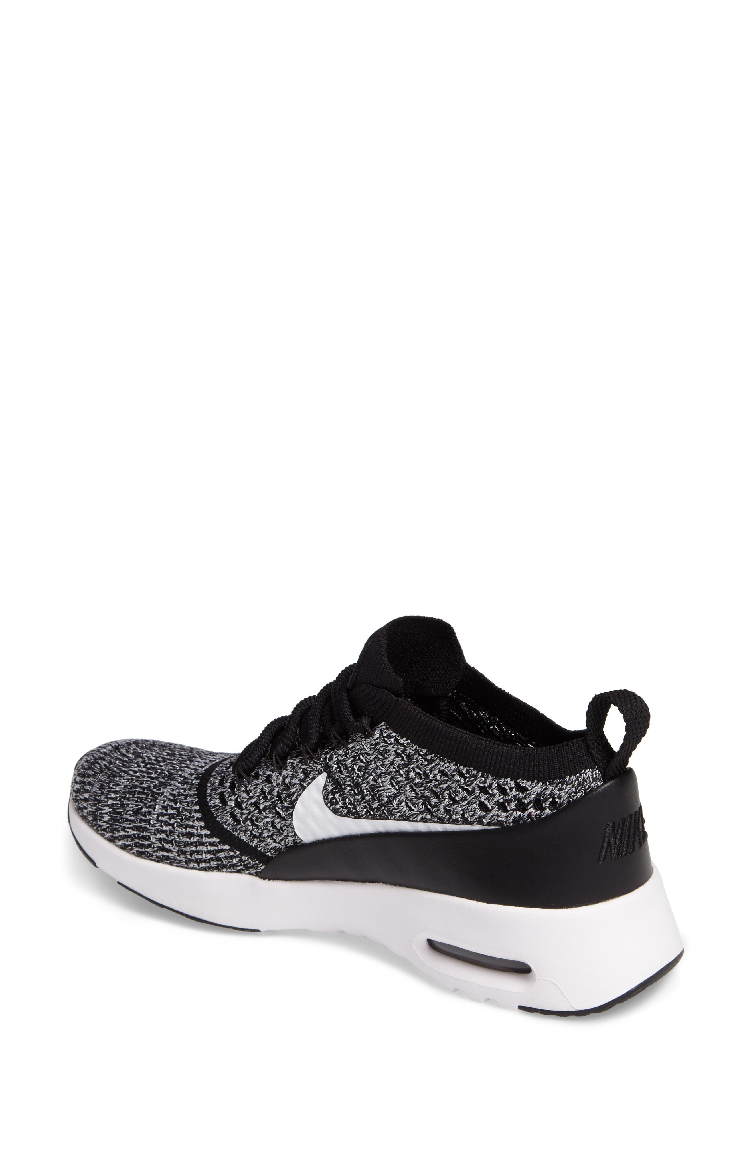 Alternate Image 2  - Nike Air Max Thea Ultra Flyknit Sneaker (Women)