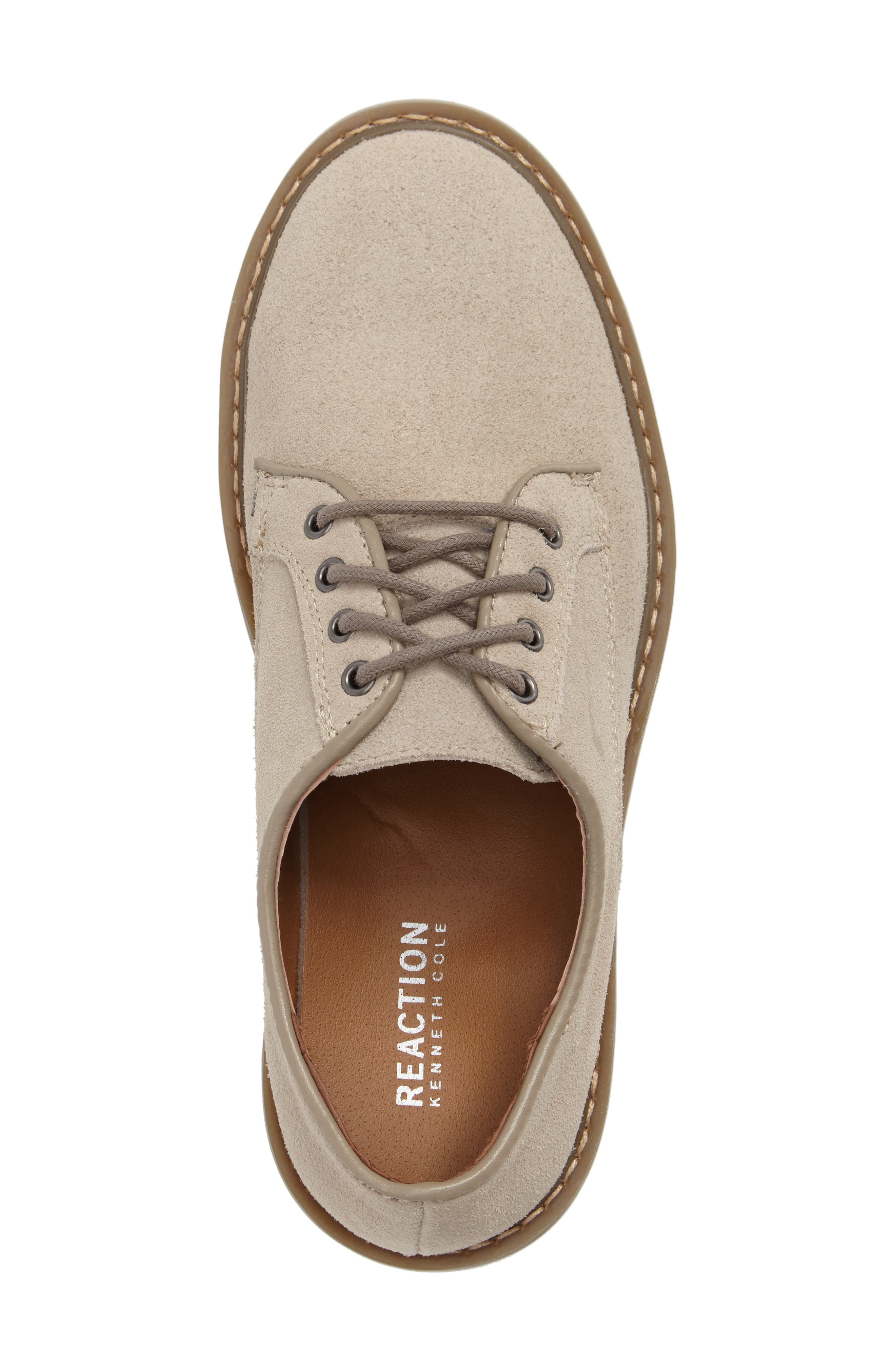 Alternate Image 5  - Kenneth Cole New York Take Buck Oxford (Toddler, Little Kid & Big Kid)