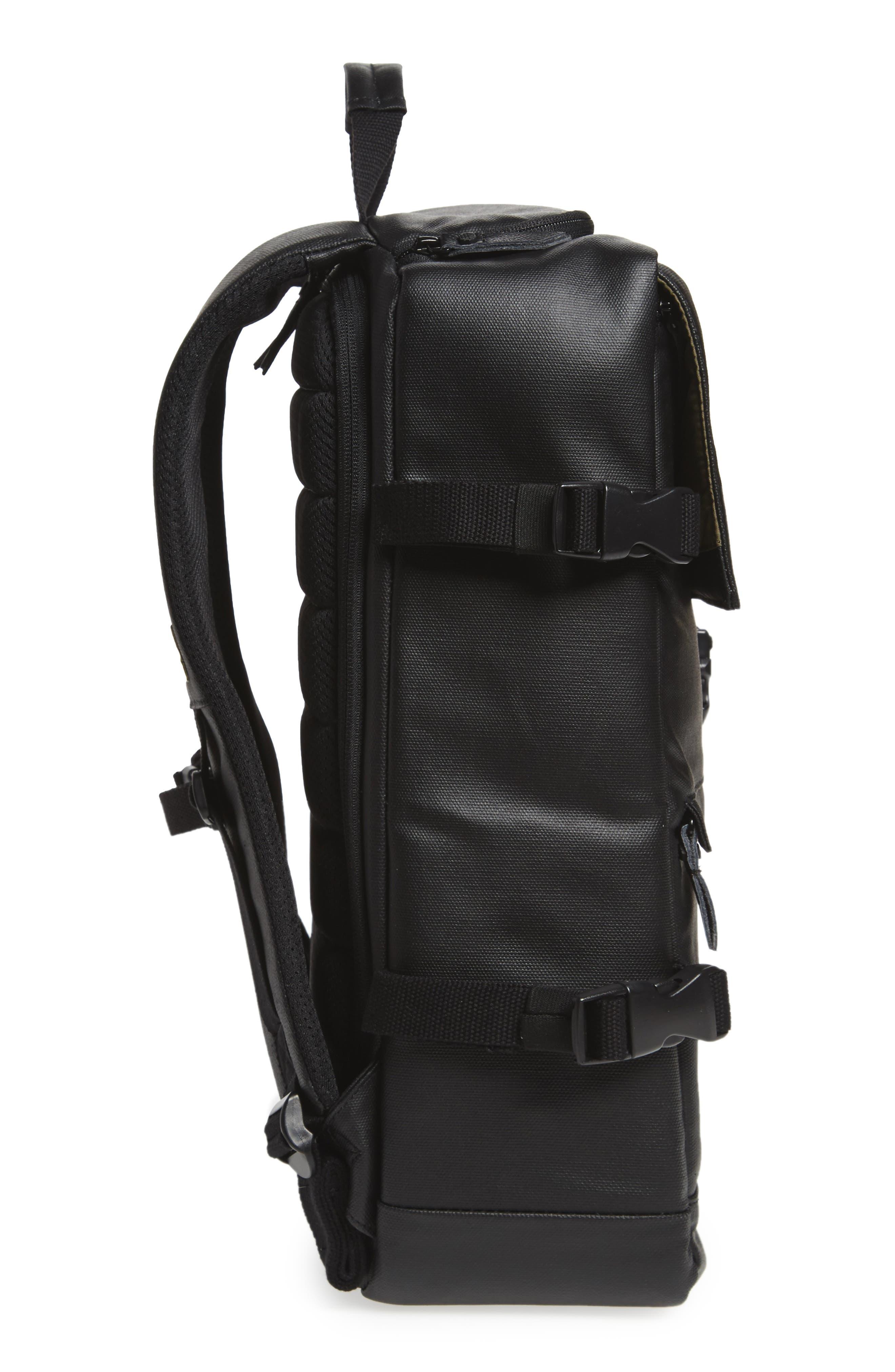 Camera Bag,                             Alternate thumbnail 5, color,                             Black