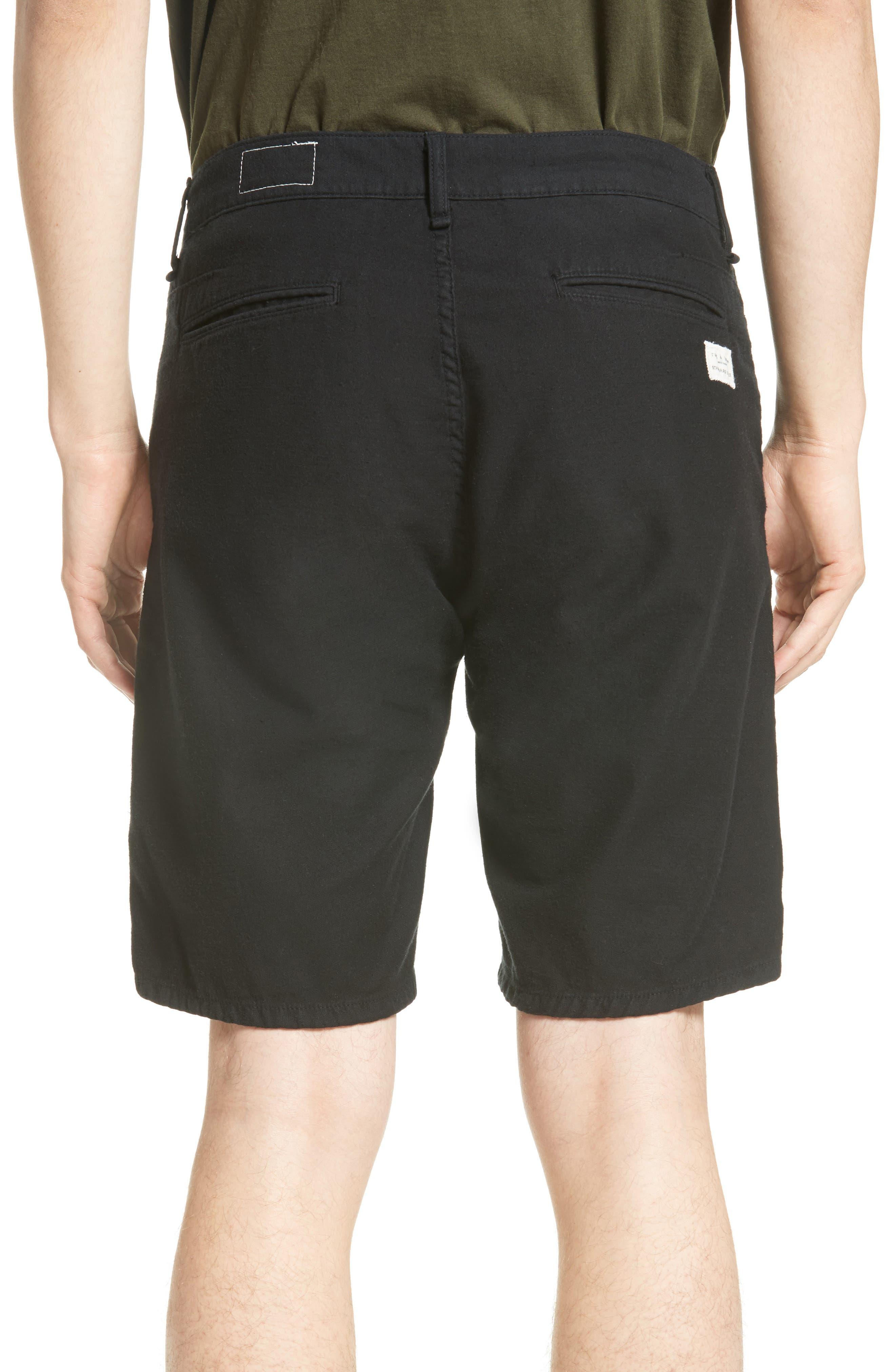 Standard Issue Shorts,                             Alternate thumbnail 2, color,                             Black