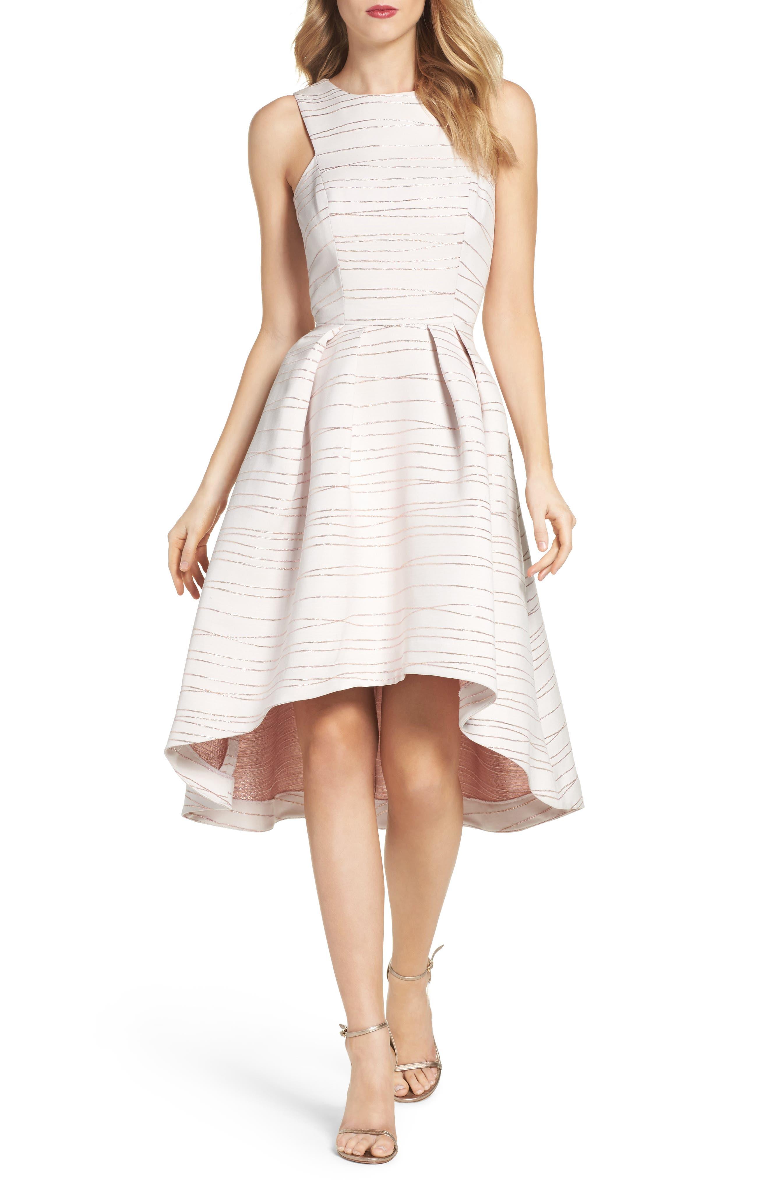 Main Image - Shoshanna Coraline Fit & Flare Dress