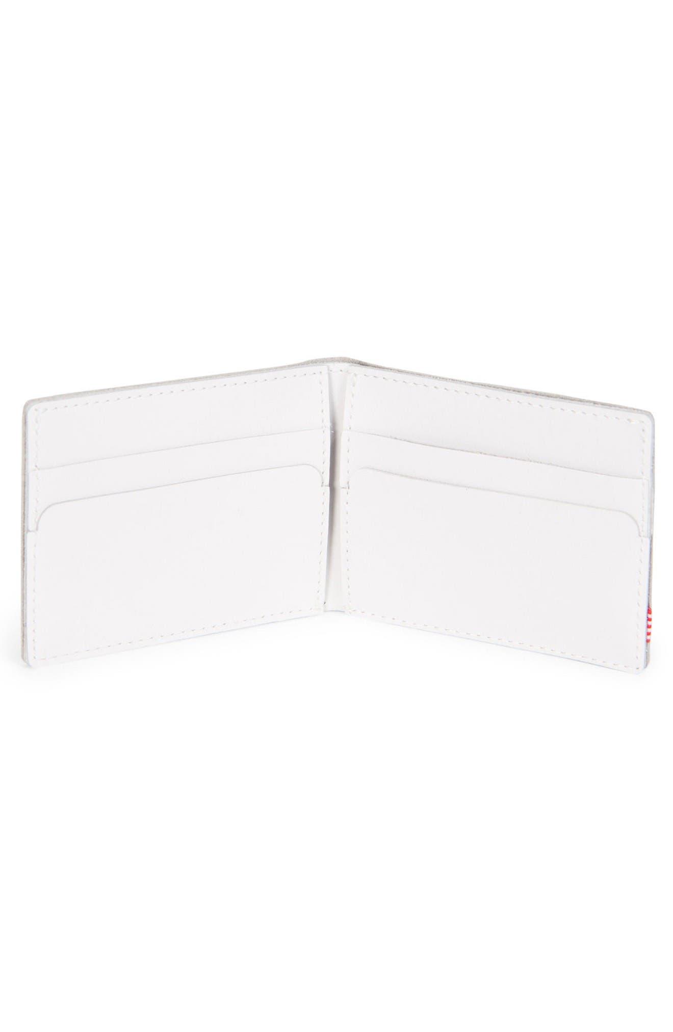 Alternate Image 2  - Herschel Supply Co. Miles Leather Wallet