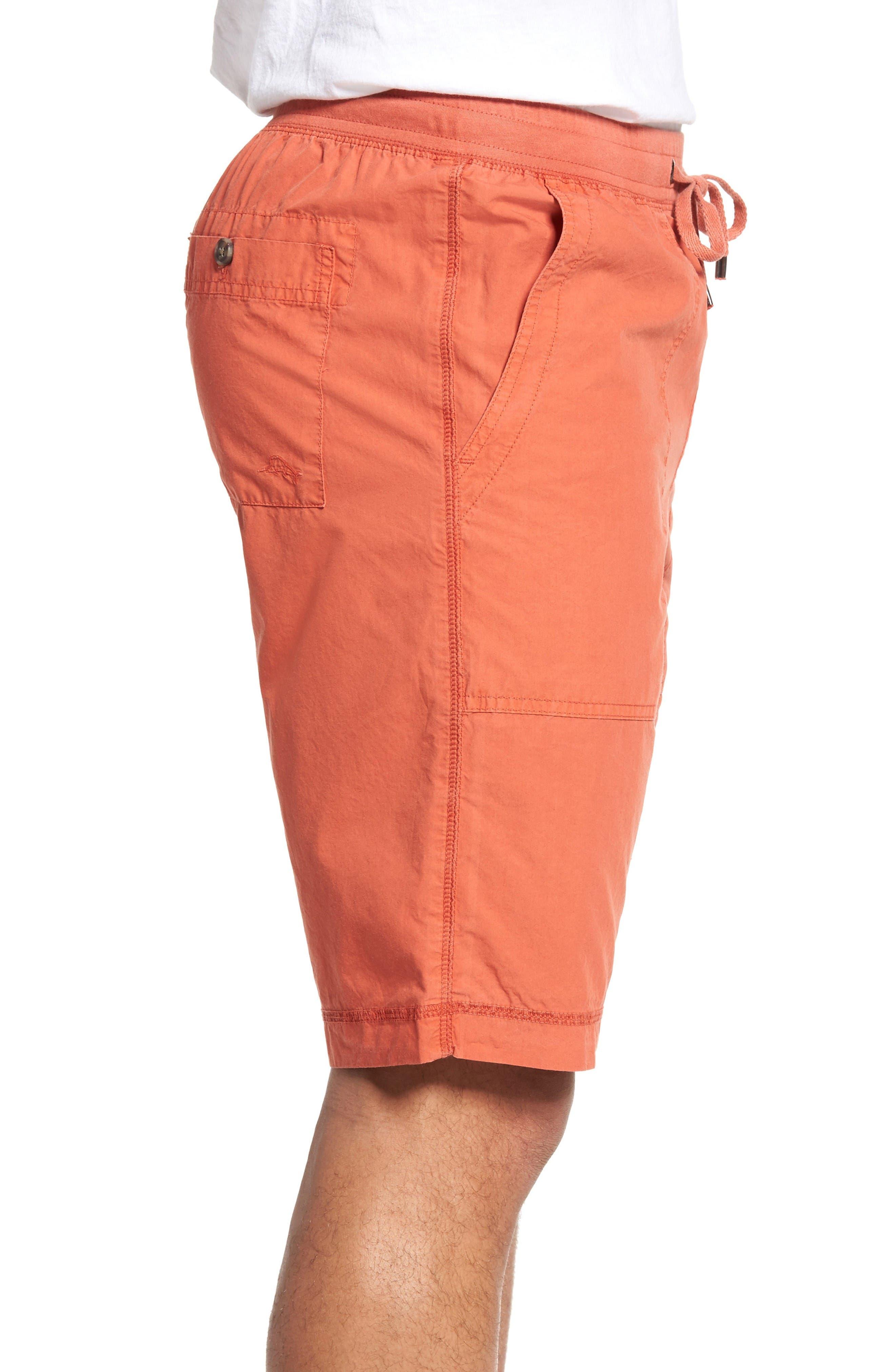 Portside Shorts,                             Alternate thumbnail 3, color,                             Lobster