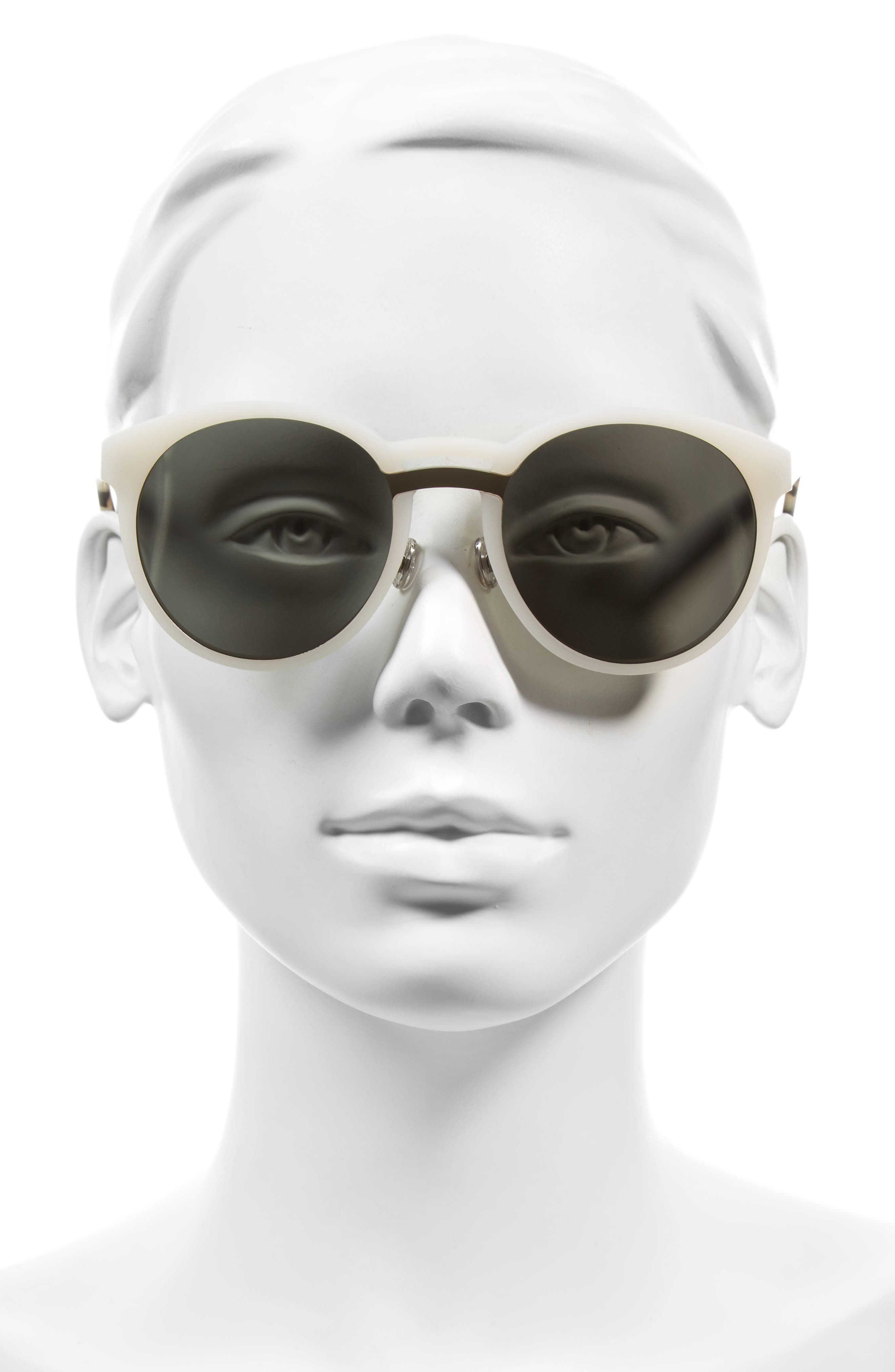 Alternate Image 2  - Dior Onde 1 50mm Round Sunglasses