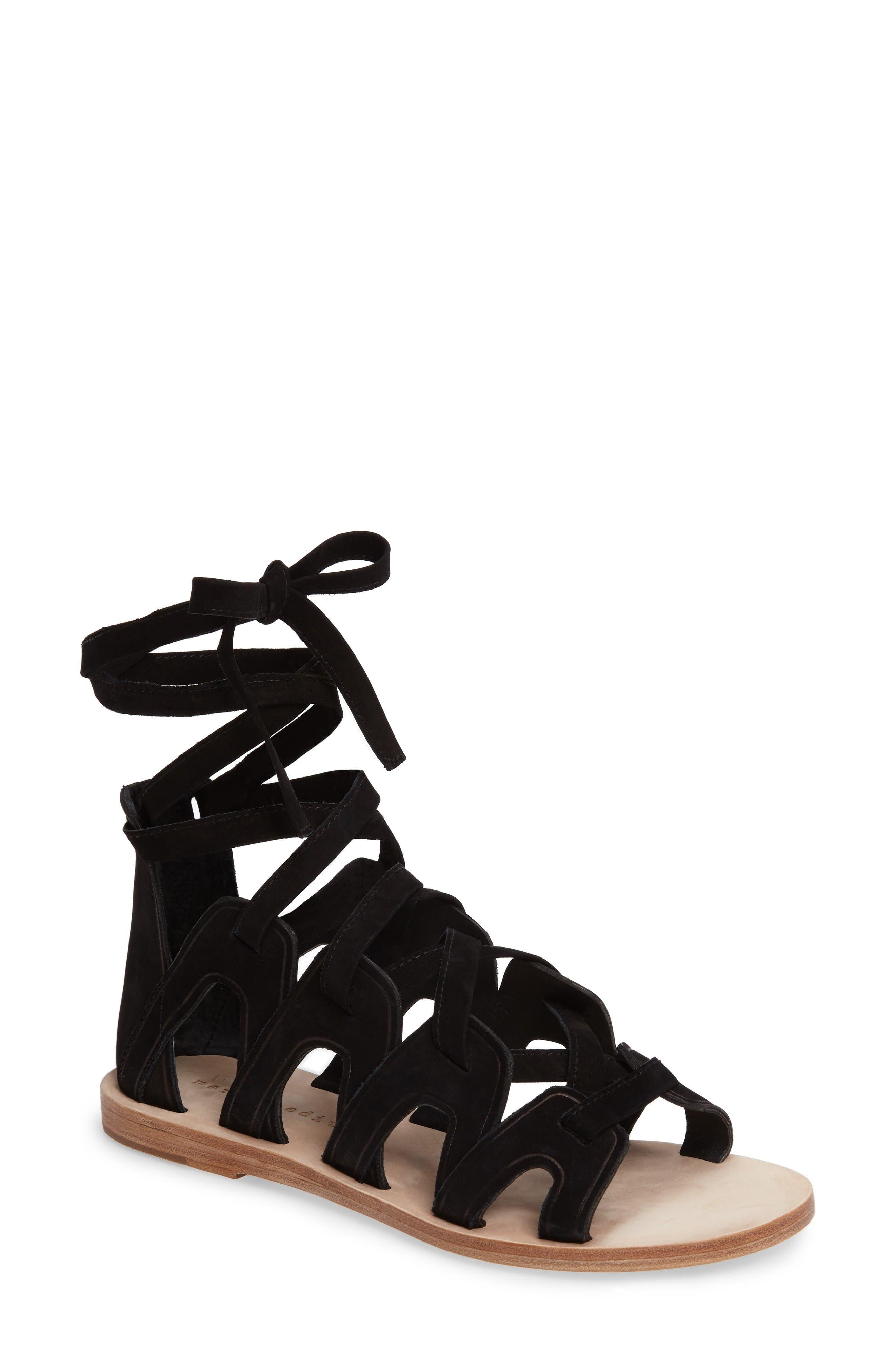 Main Image - Mercer Edit EZonthei Gladiator Sandal (Women)