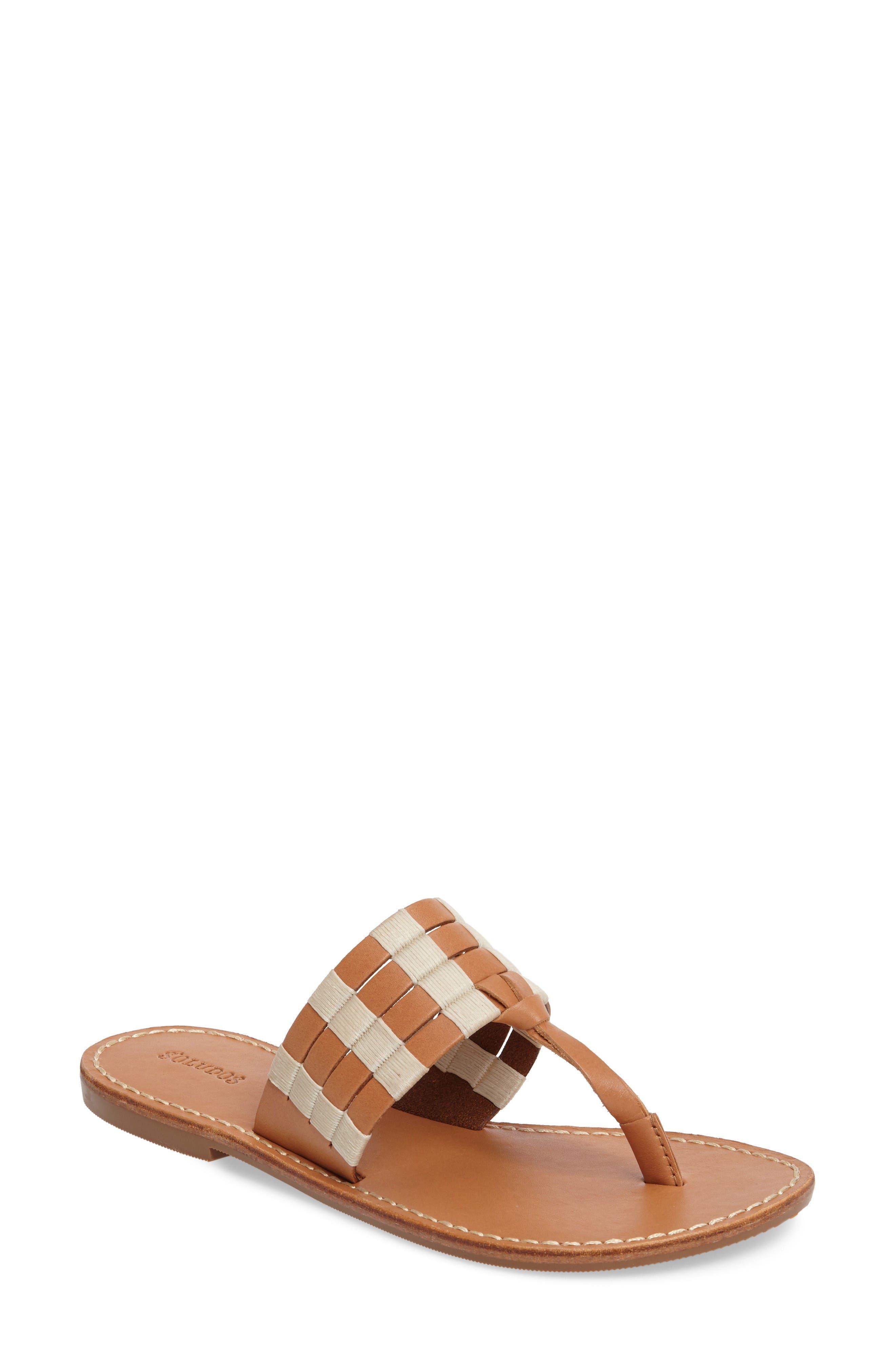 Alternate Image 1 Selected - Soludos Sandal (Women)