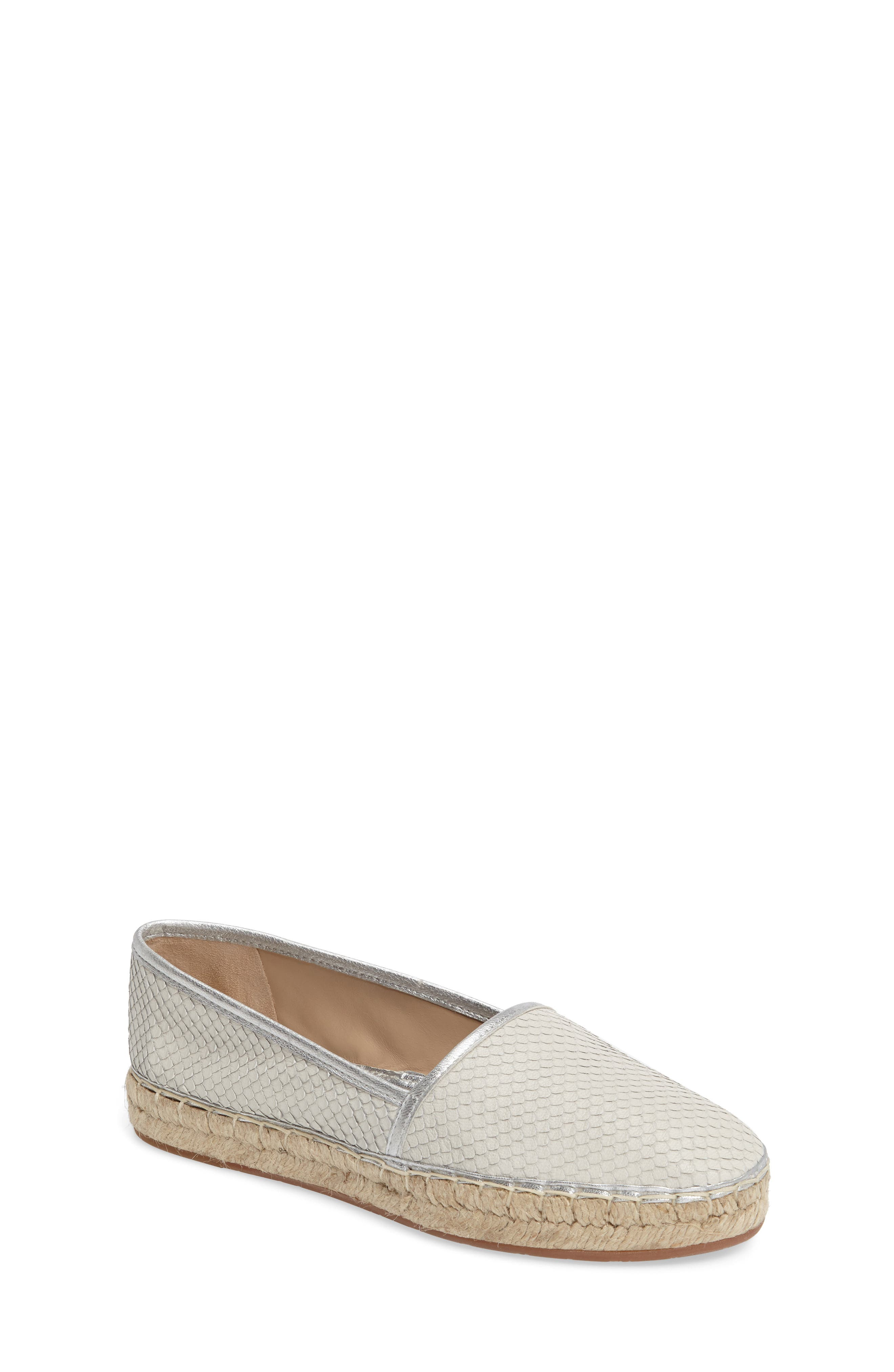 Johnston & Murphy Jaden Espadrille Flat (Women)