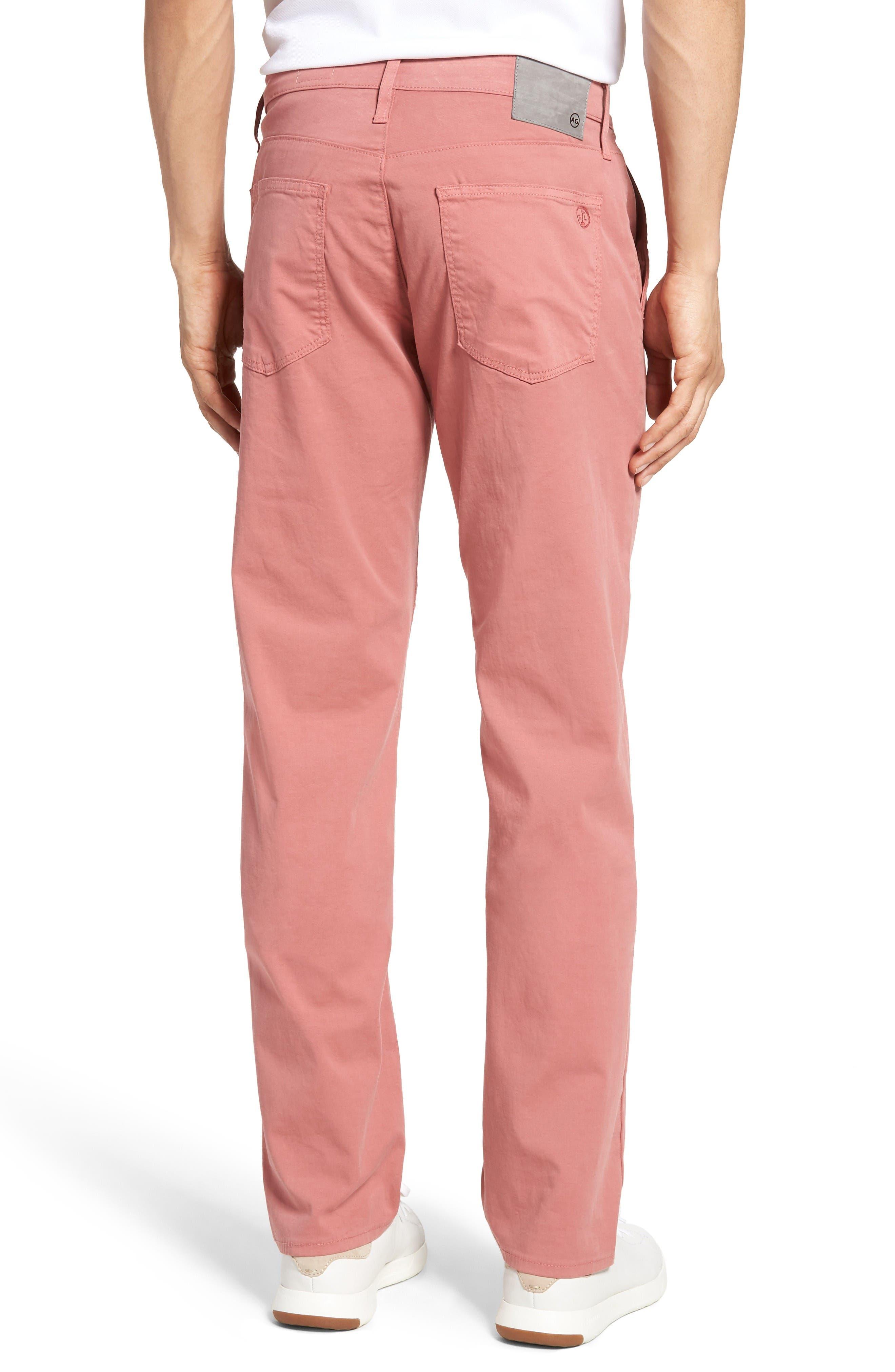 Alternate Image 2  - AG The Graduate Trousers