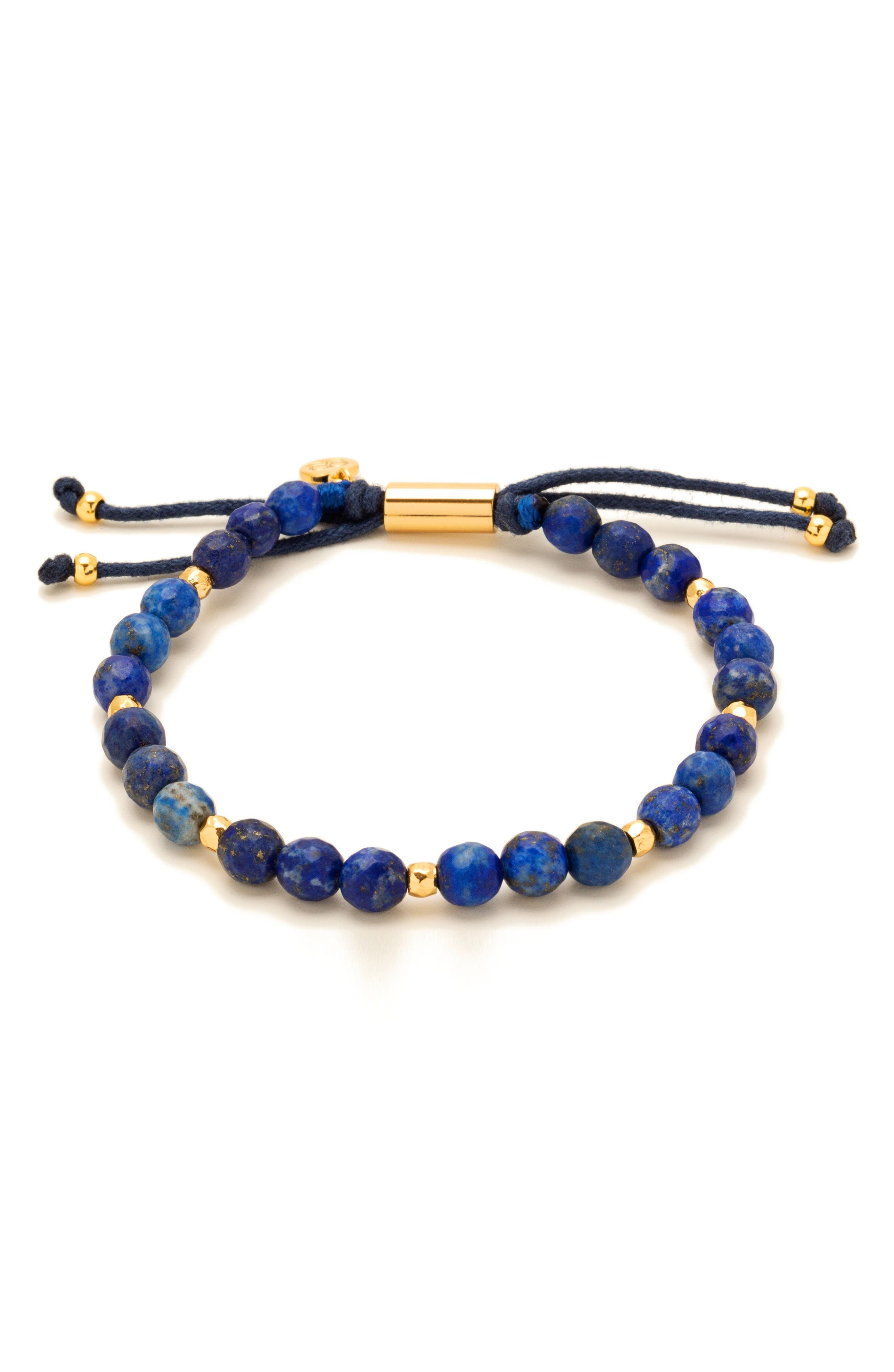 Alternate Image 2  - gorjana Power Semiprecious Stone Beaded Bracelet