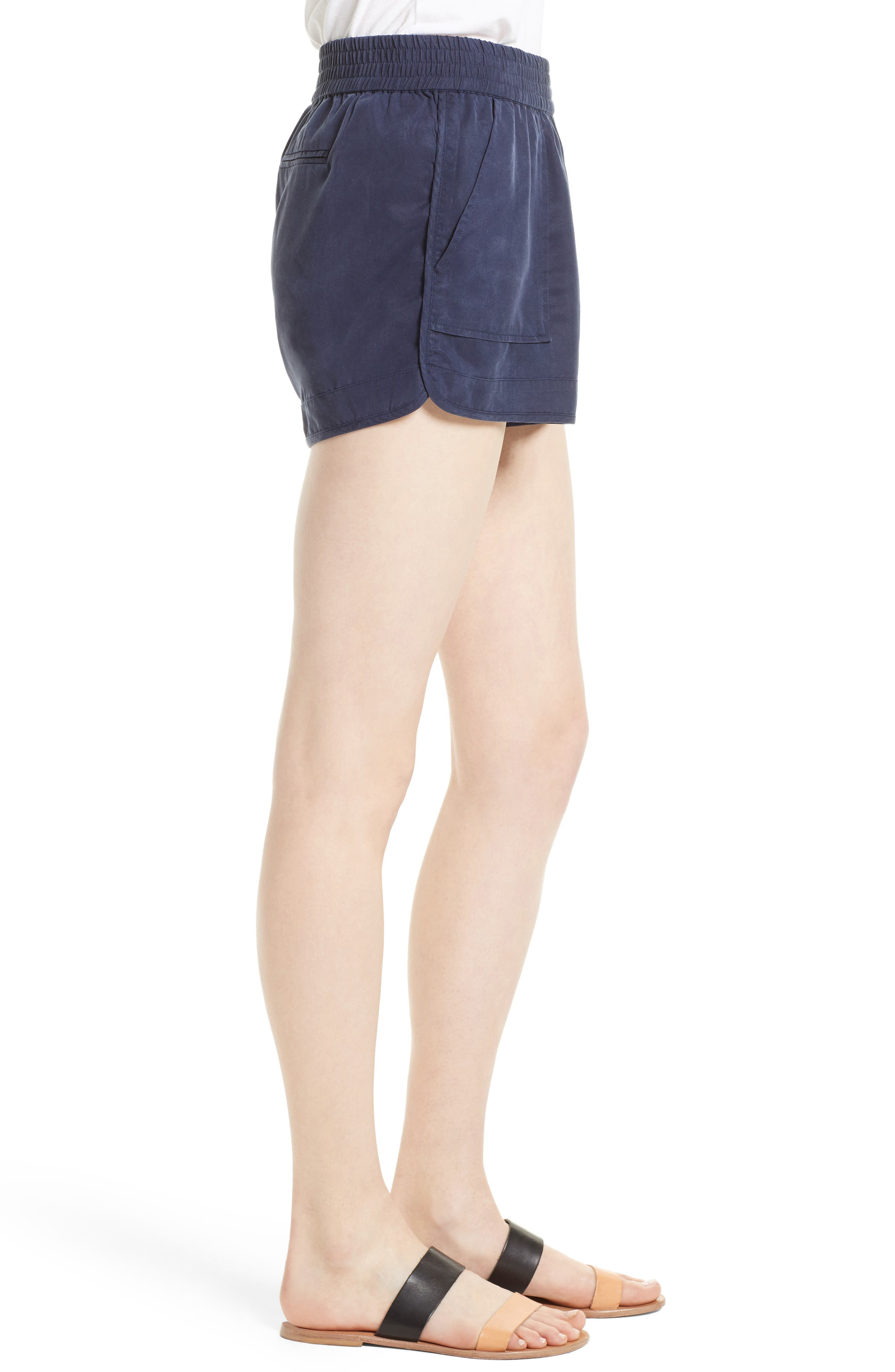 Alternate Image 4  - Joie Beso Woven Shorts