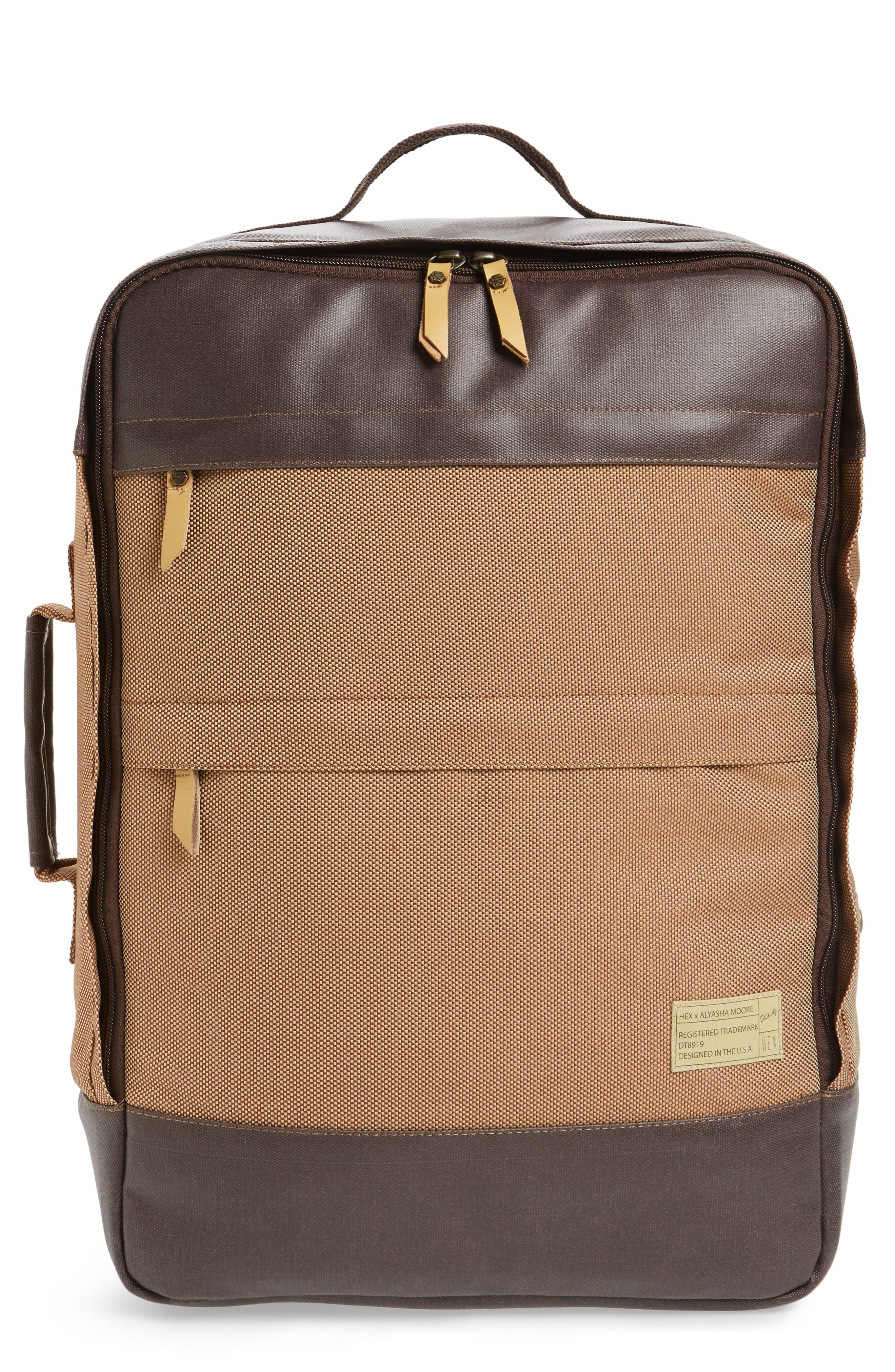 Alternate Image 1 Selected - HEX Alyasha Travel Backpack