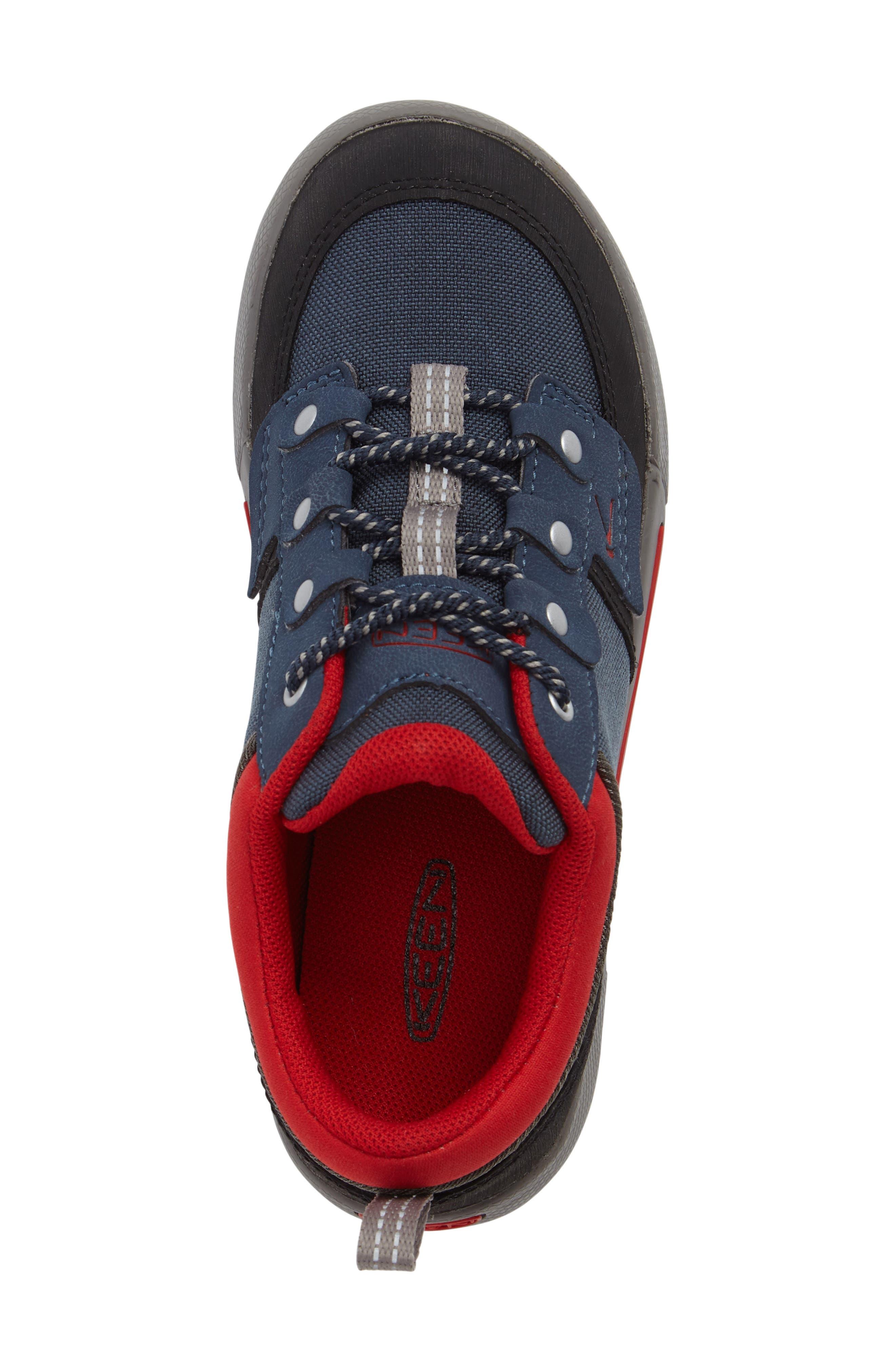 Encanto Wesley Sneaker,                             Alternate thumbnail 3, color,                             Midnight Navy/ Formula One