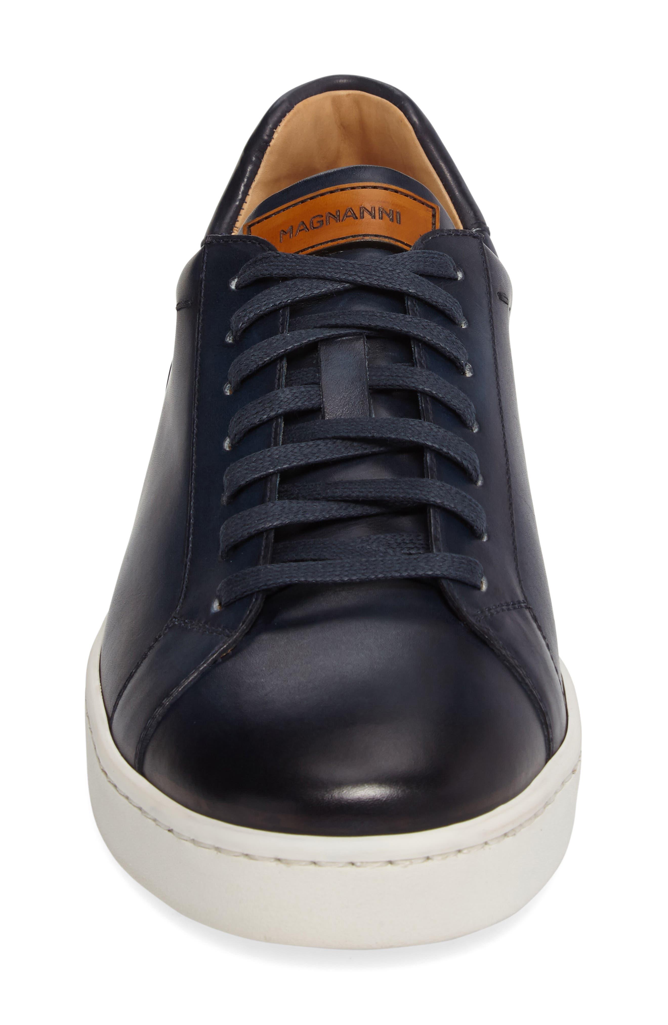 Alternate Image 4  - Magnanni Caballero Sneaker (Men)