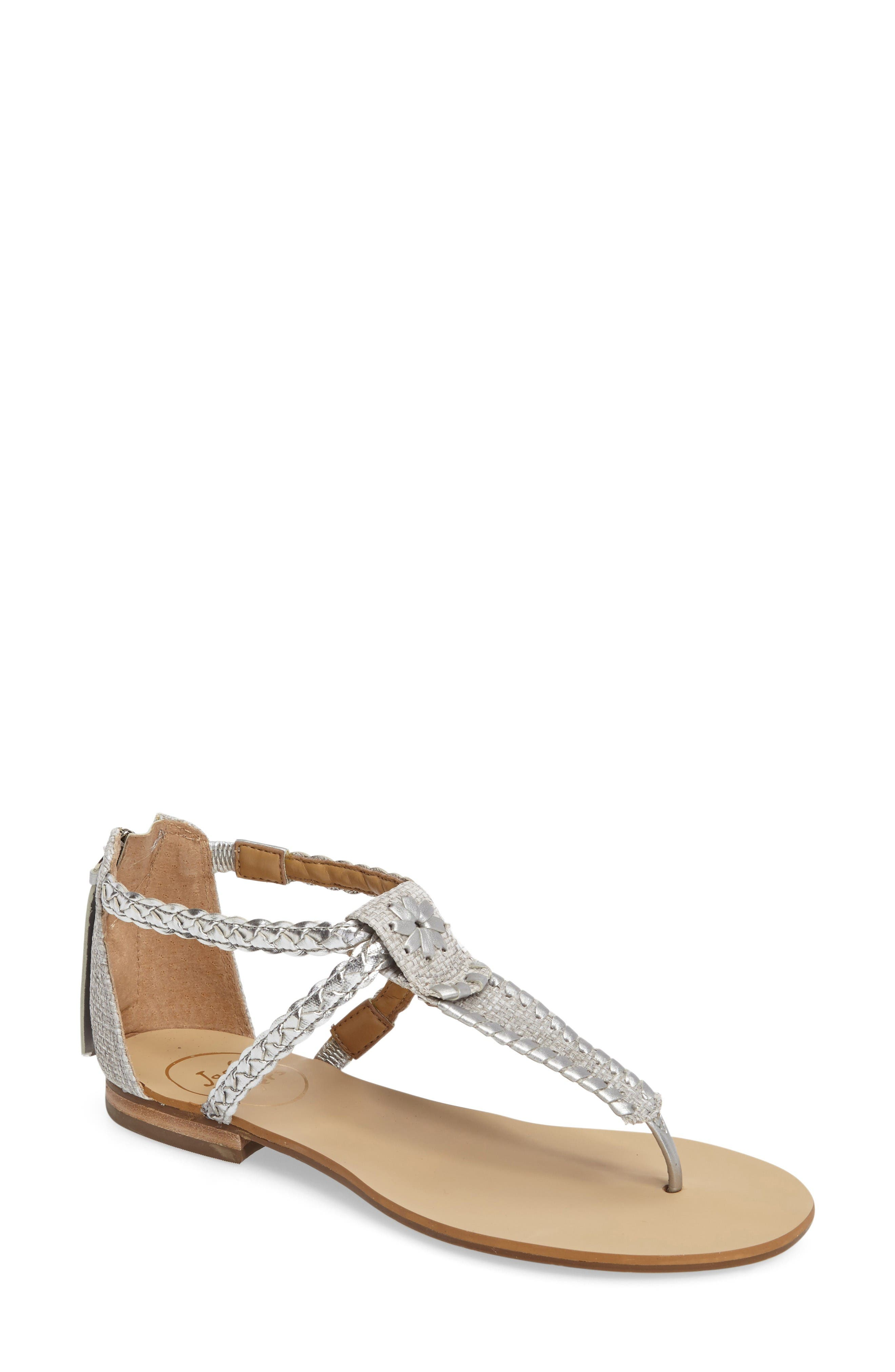 Alternate Image 1 Selected - Jack Rogers Jenna Sandal (Women)