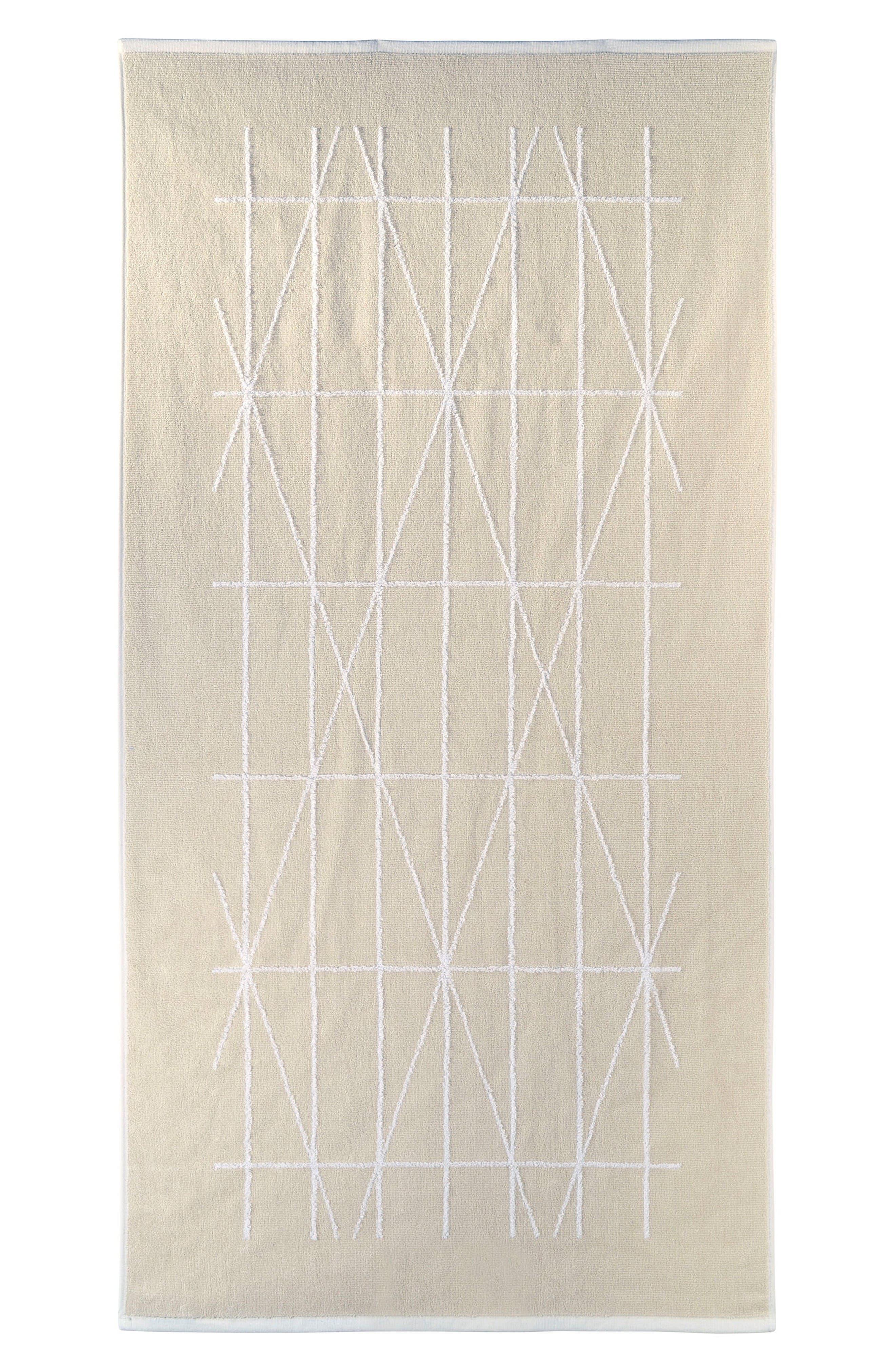 DKNY Geometrix Hand Towel