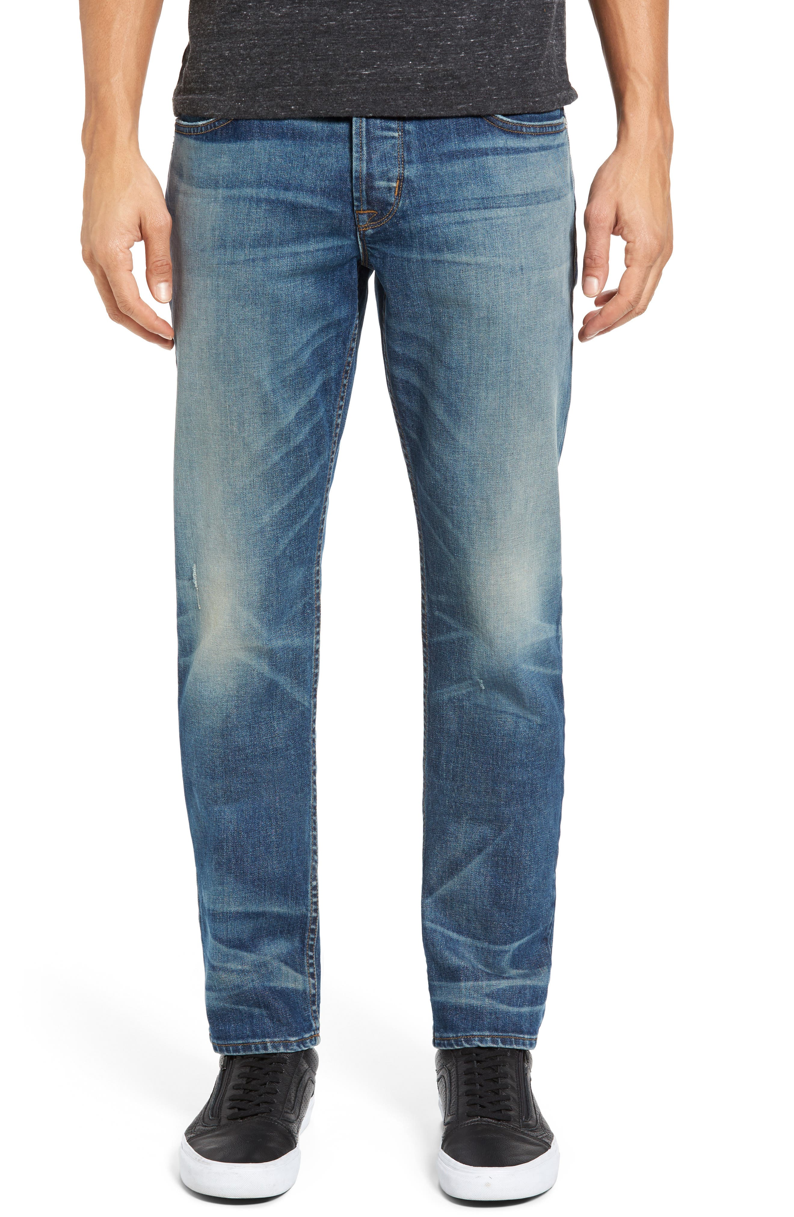 Alternate Image 1 Selected - Hudson Jeans Blake Slim Fit Jeans (Withstand)