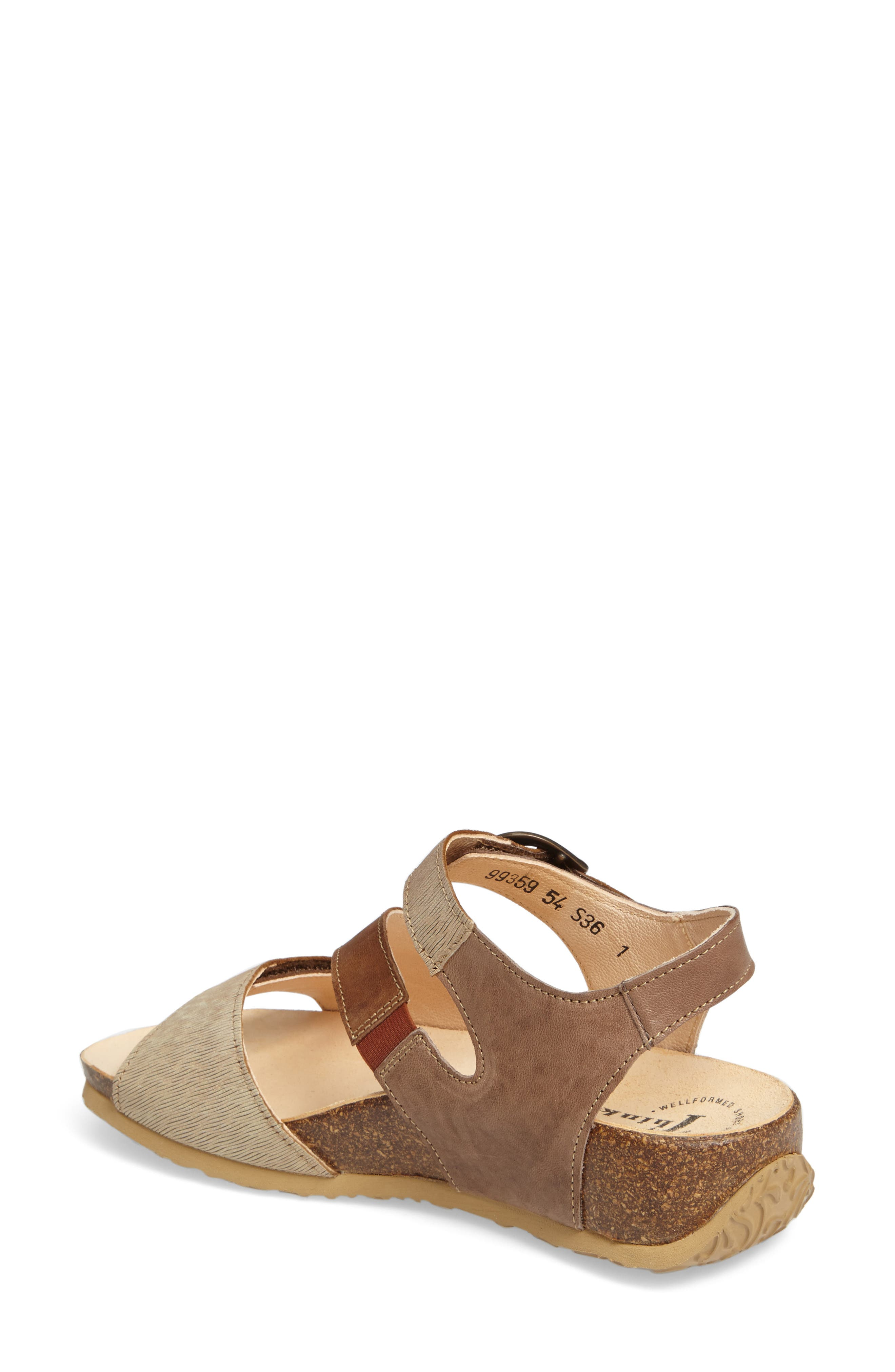 Alternate Image 2  - Think! Mizzi Sandal (Women)