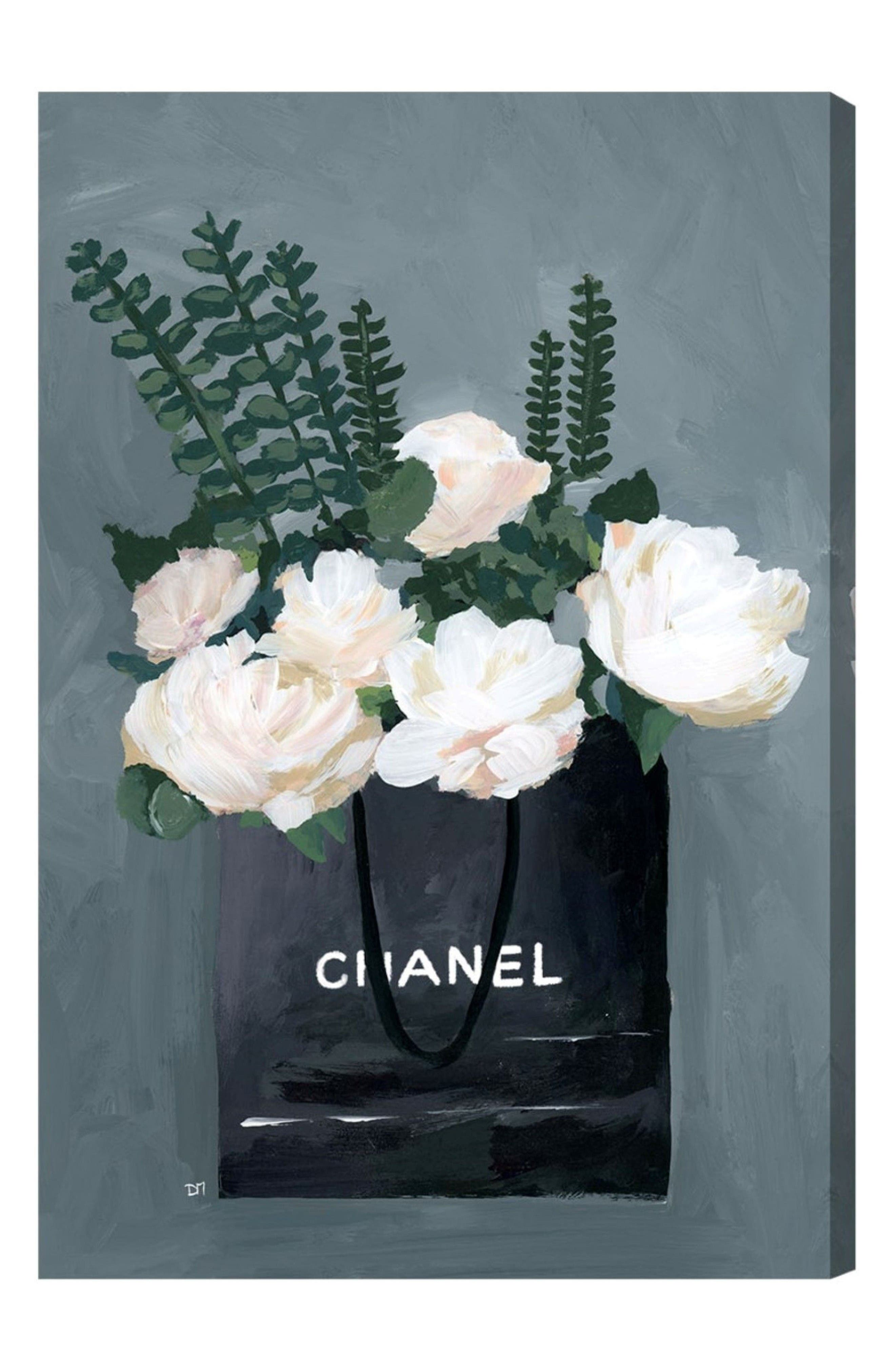 Main Image - Oliver Gal Precious Finds Canvas Wall Art