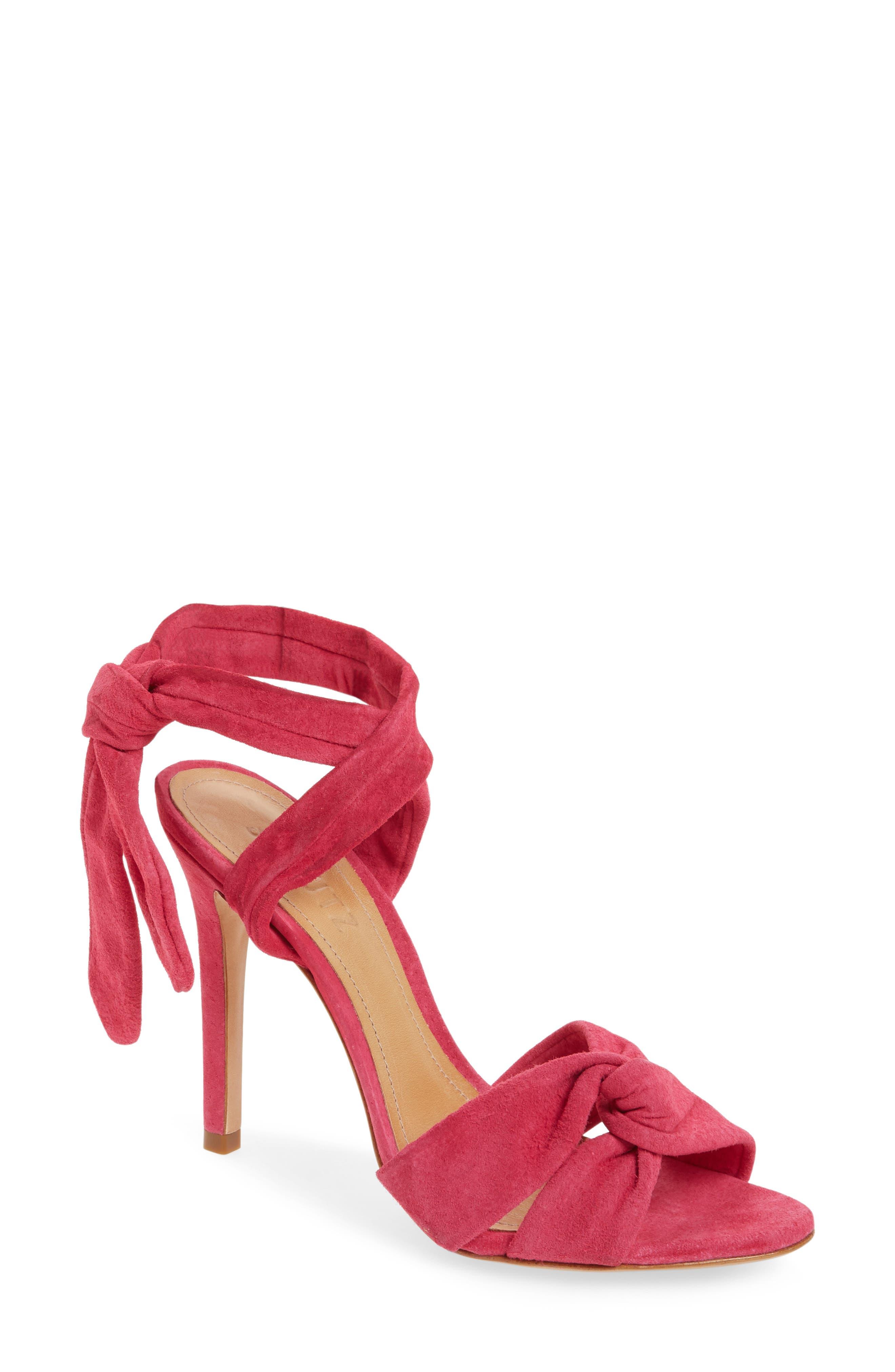Monia Sandal,                         Main,                         color, Rose Pink