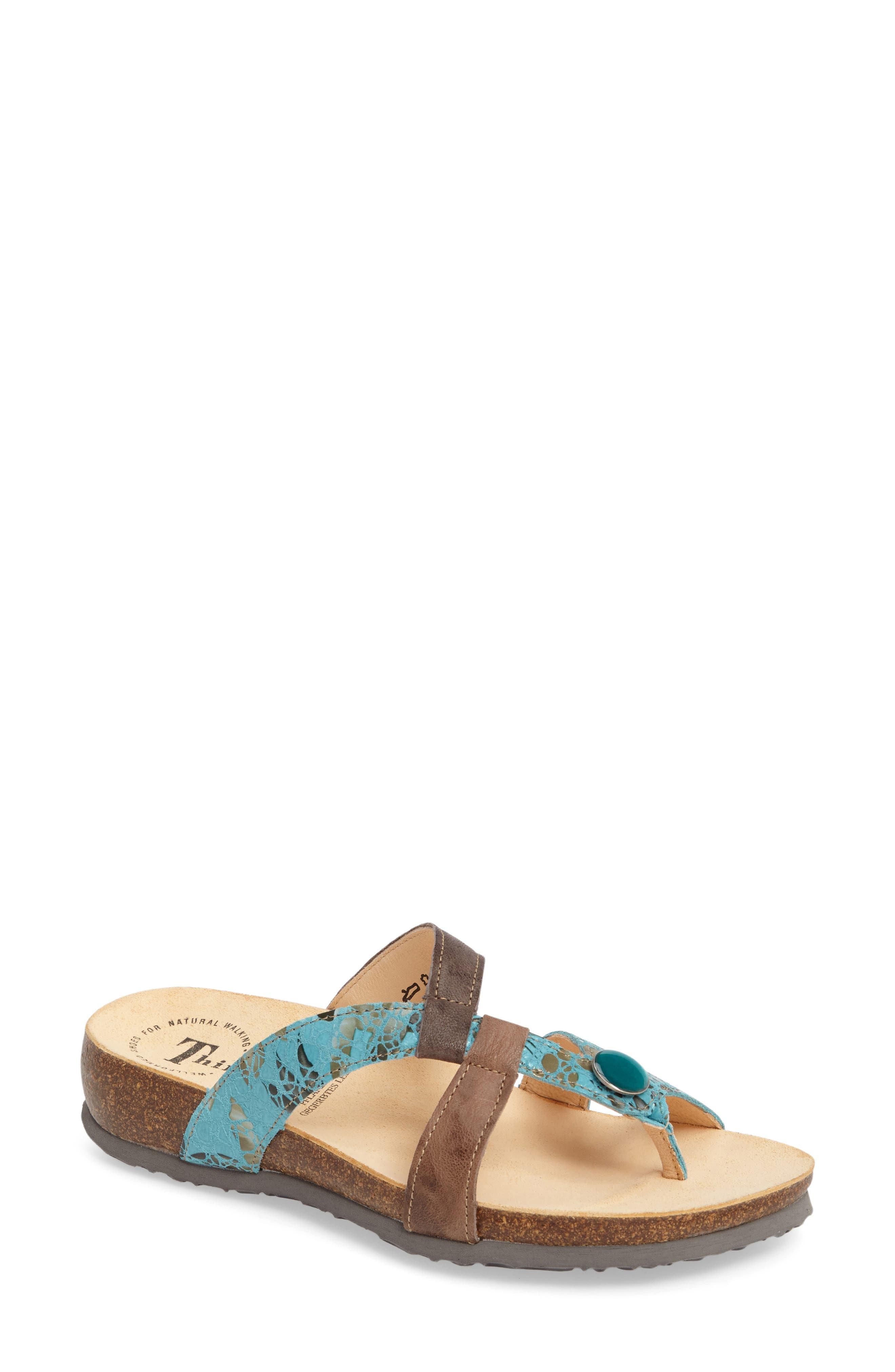 Main Image - Think! 'Julia Strappy' Sandal