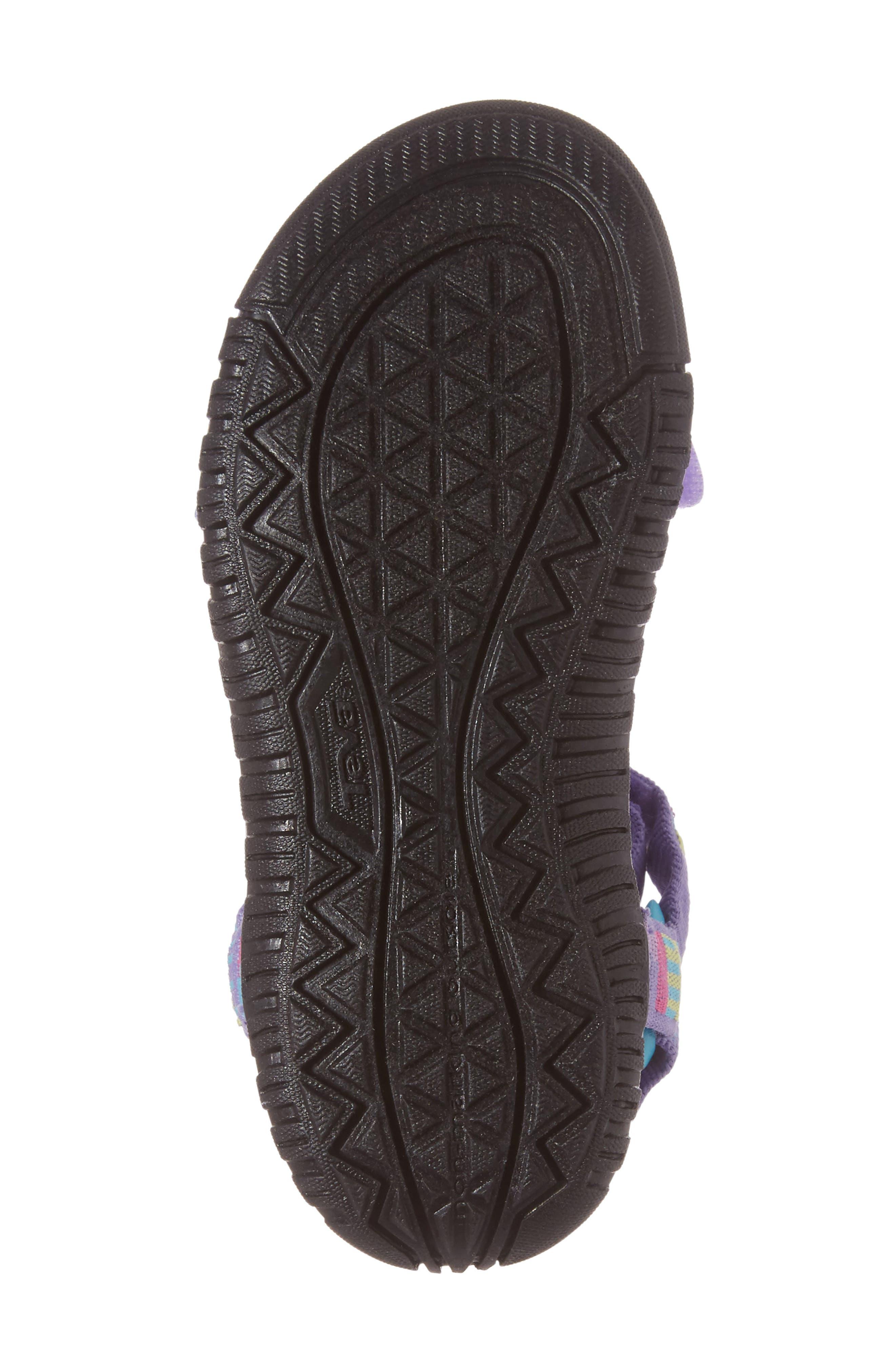 'Hurricane 3' Sport Sandal,                             Alternate thumbnail 6, color,                             Purple