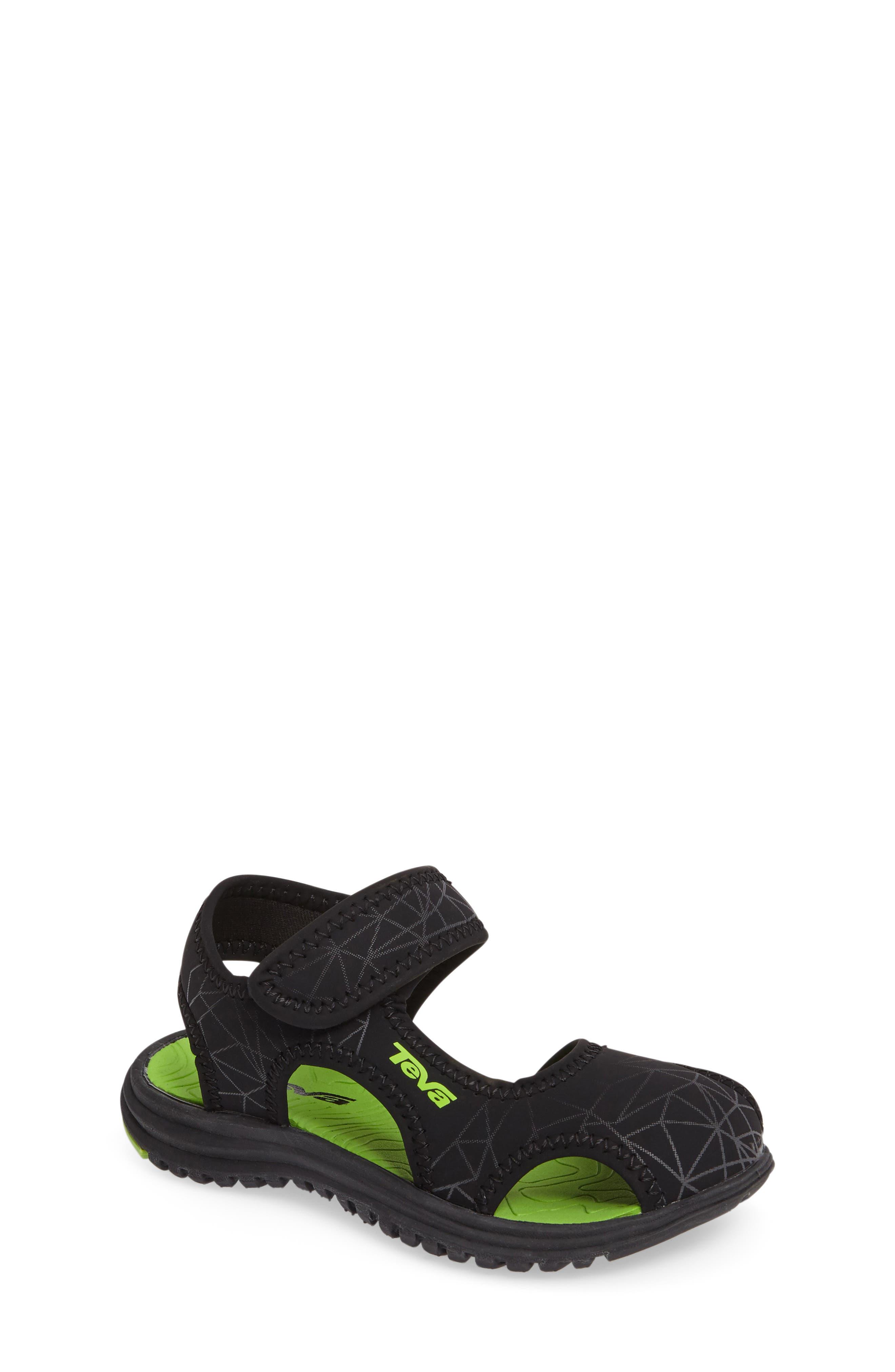 Teva 'Tidepool' Water Sandal (Baby, Walker, Toddler & Little Kid)