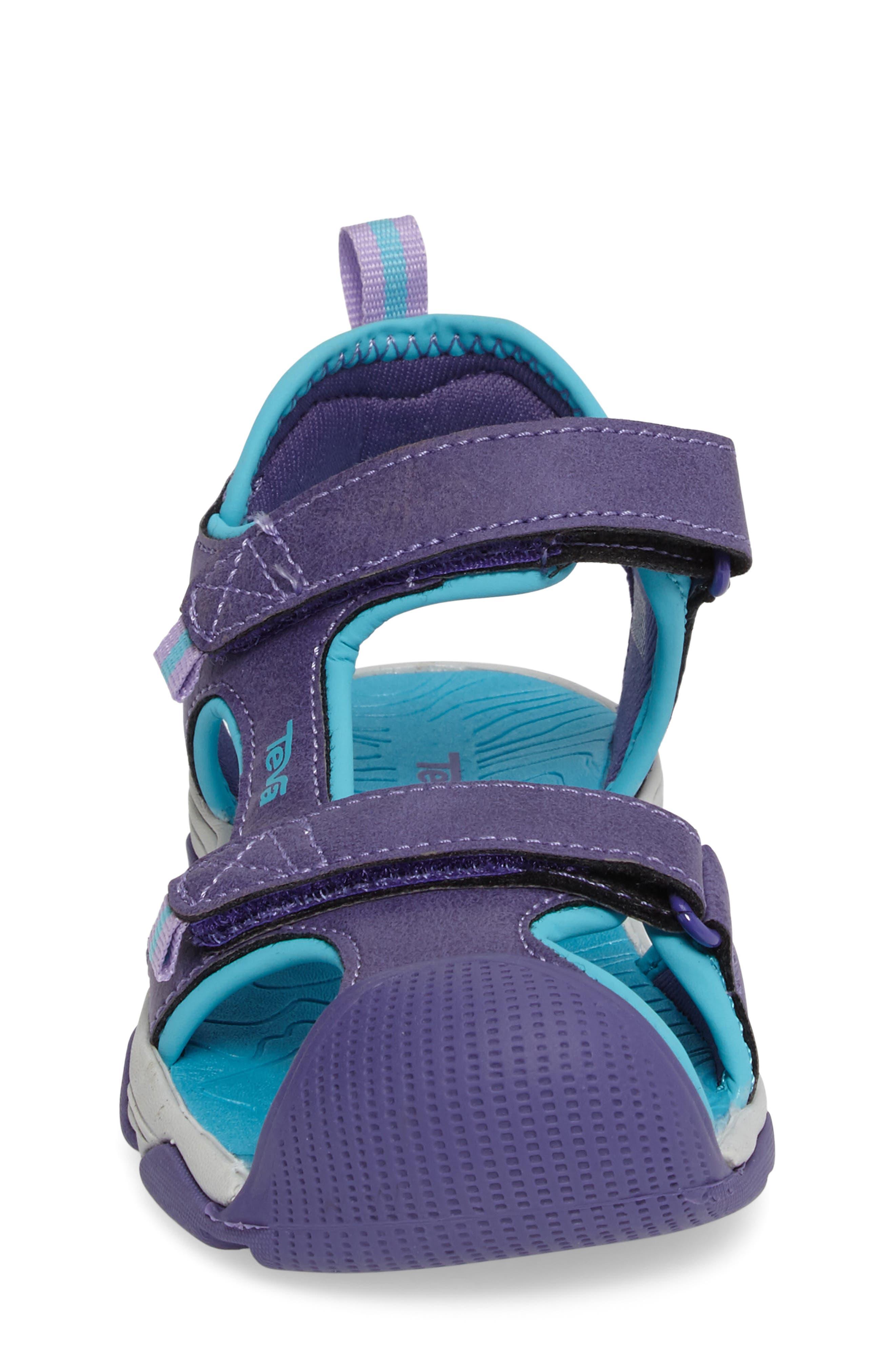 Alternate Image 4  - Teva Toachi 4 Sport Sandal (Toddler, Little Kid & Big Kid)