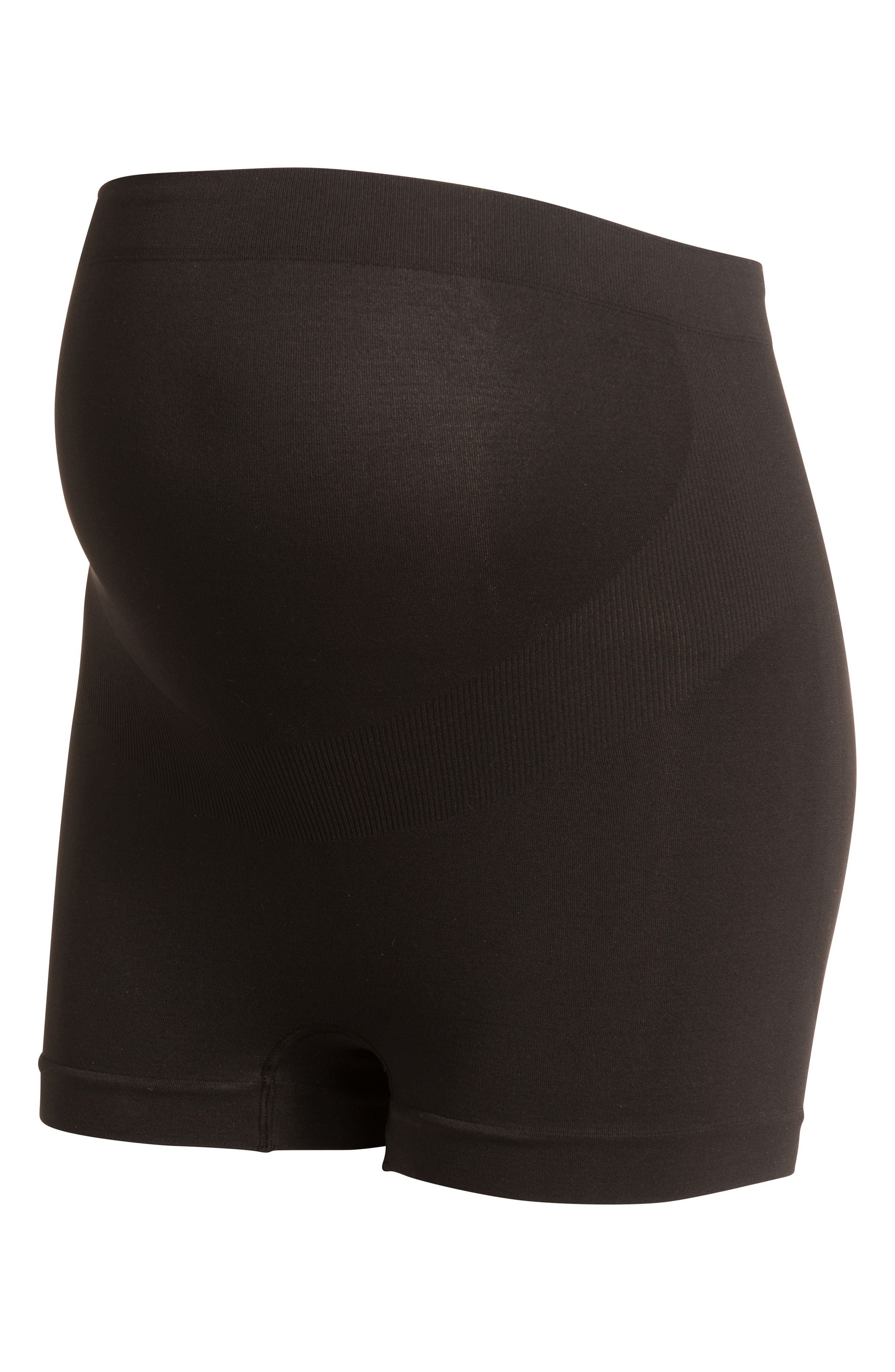 Alternate Image 2  - Noppies Seamless Maternity Shorts
