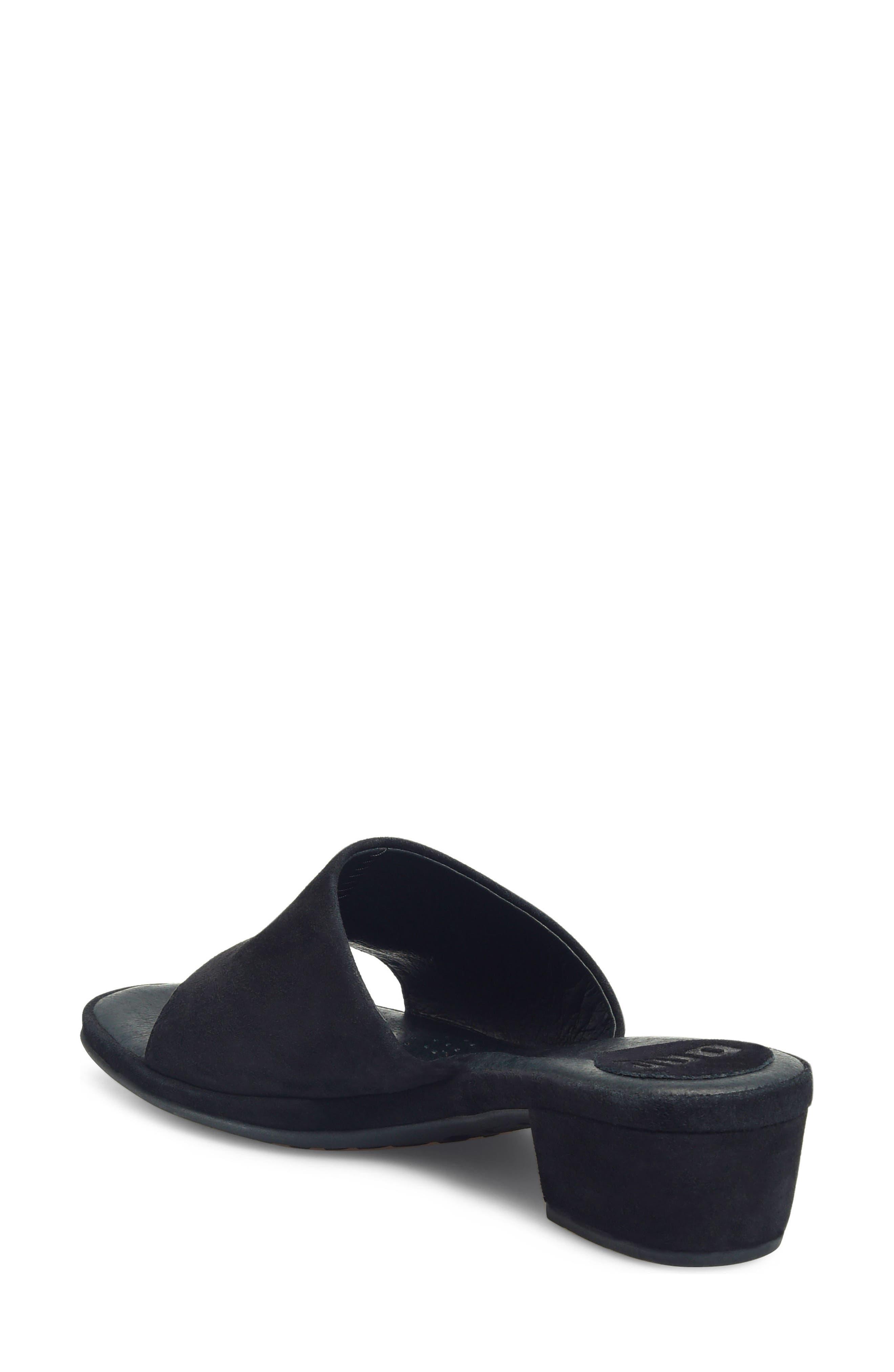 Alternate Image 2  - ONO Bo Block Heel Slide Sandal (Women)