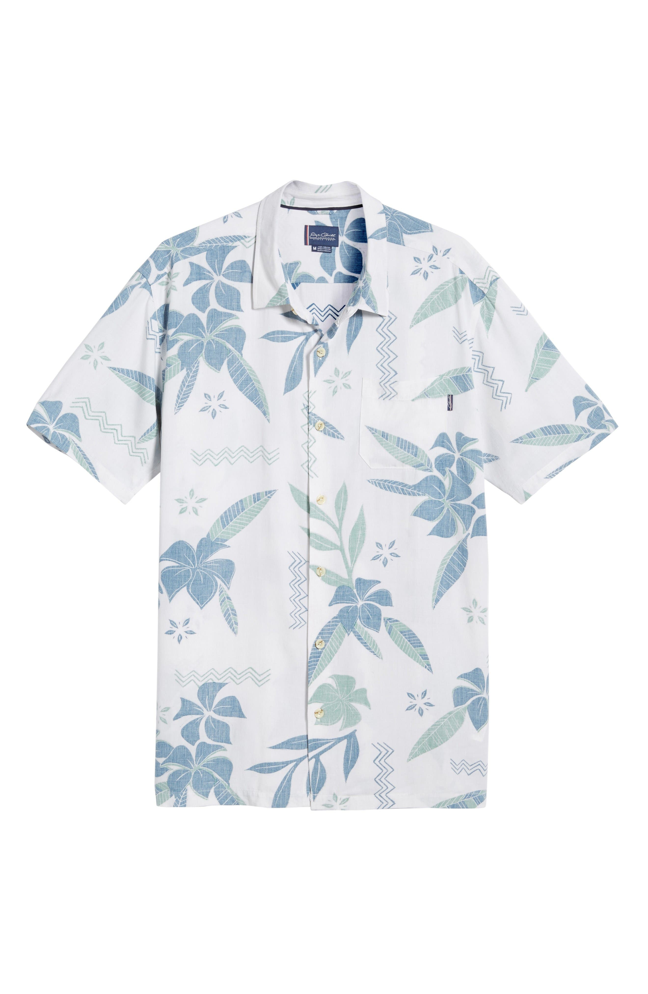 Alternate Image 6  - Jack O'Neill Miramar Woven Shirt