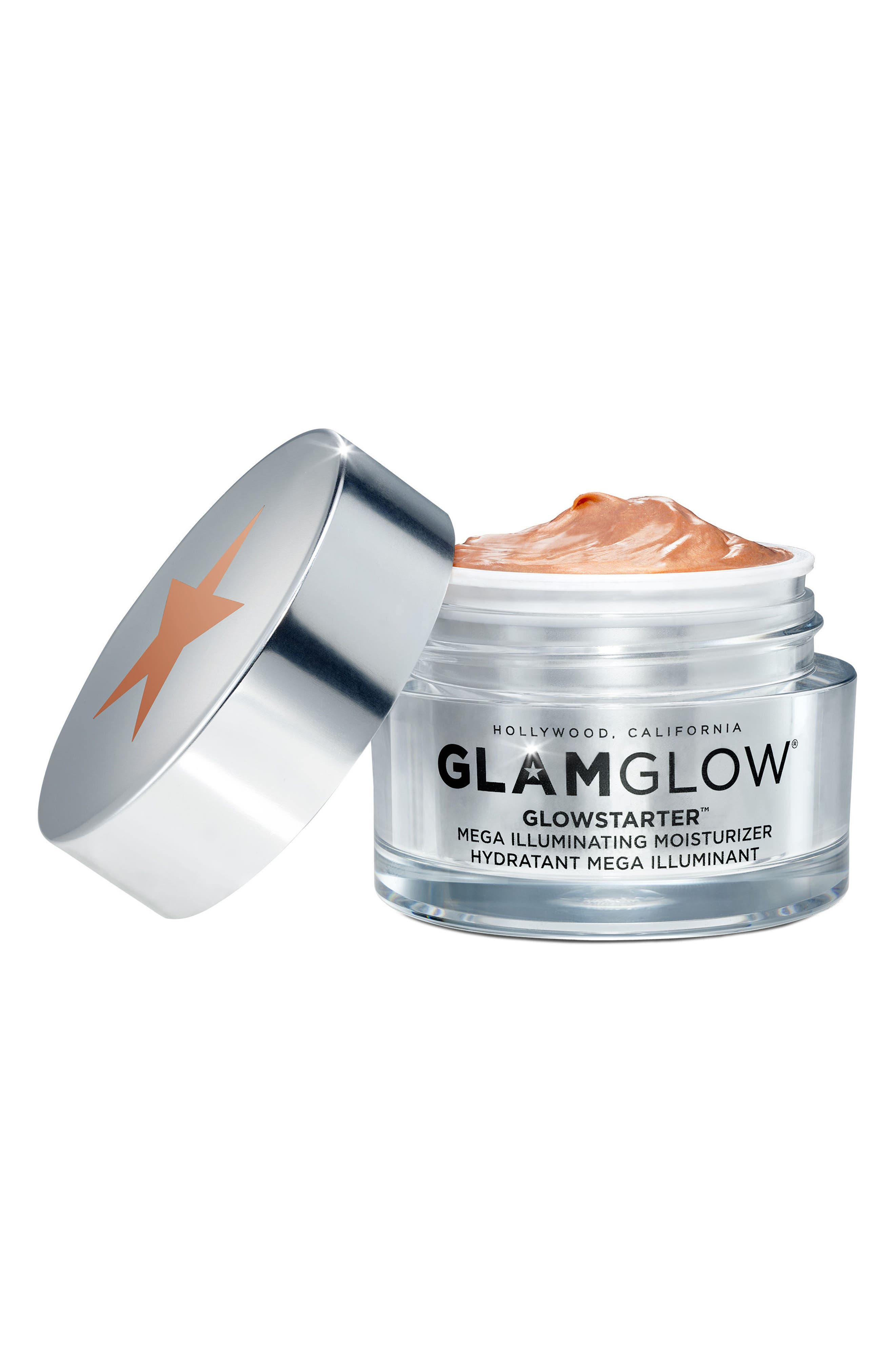 GLOWSTARTER<sup>™</sup> Mega Illuminating Moisturizer,                             Main thumbnail 1, color,                             Sun Glow