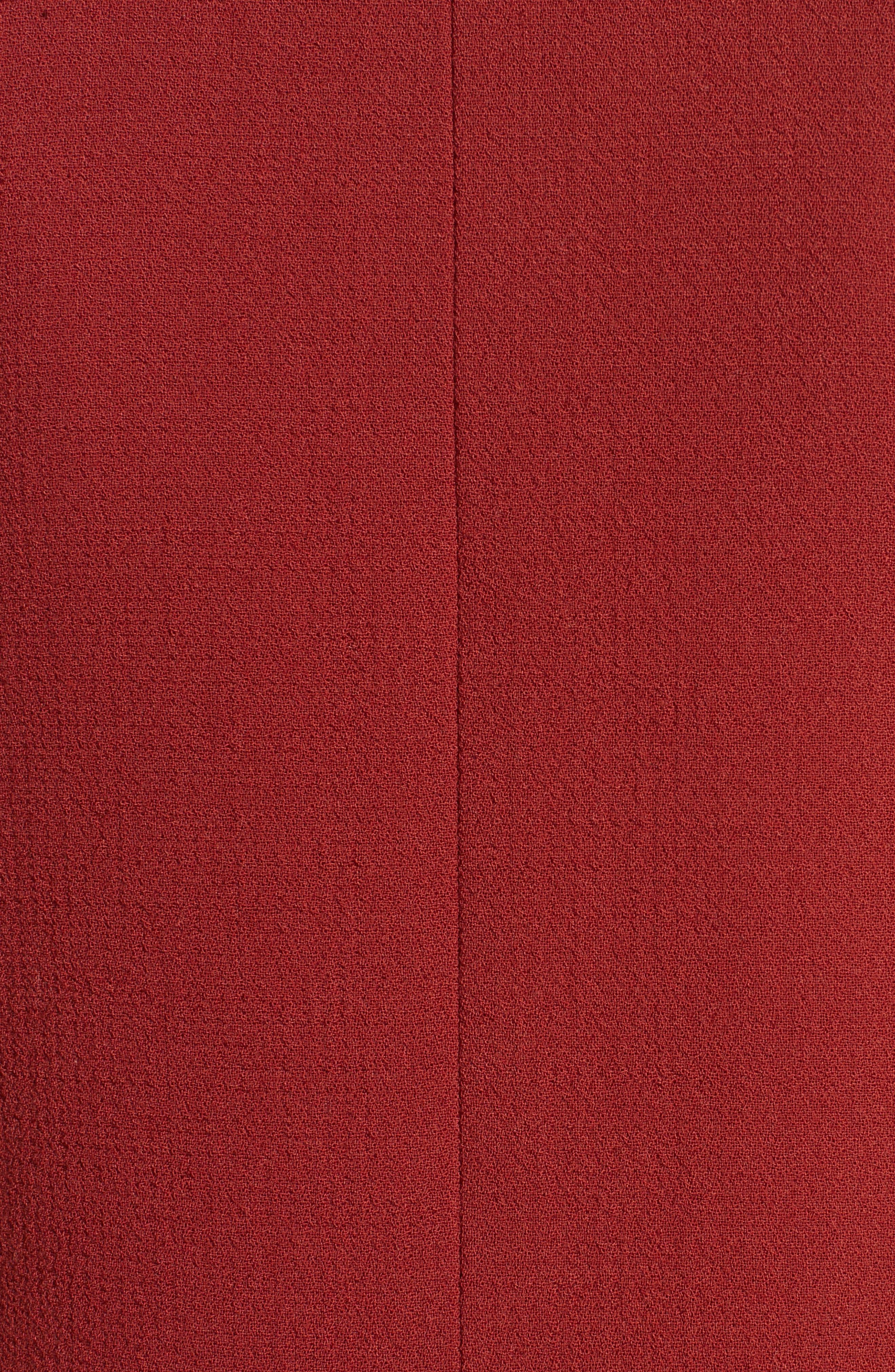 Alternate Image 2  - Chloé Wool Crepe Jumper Dress