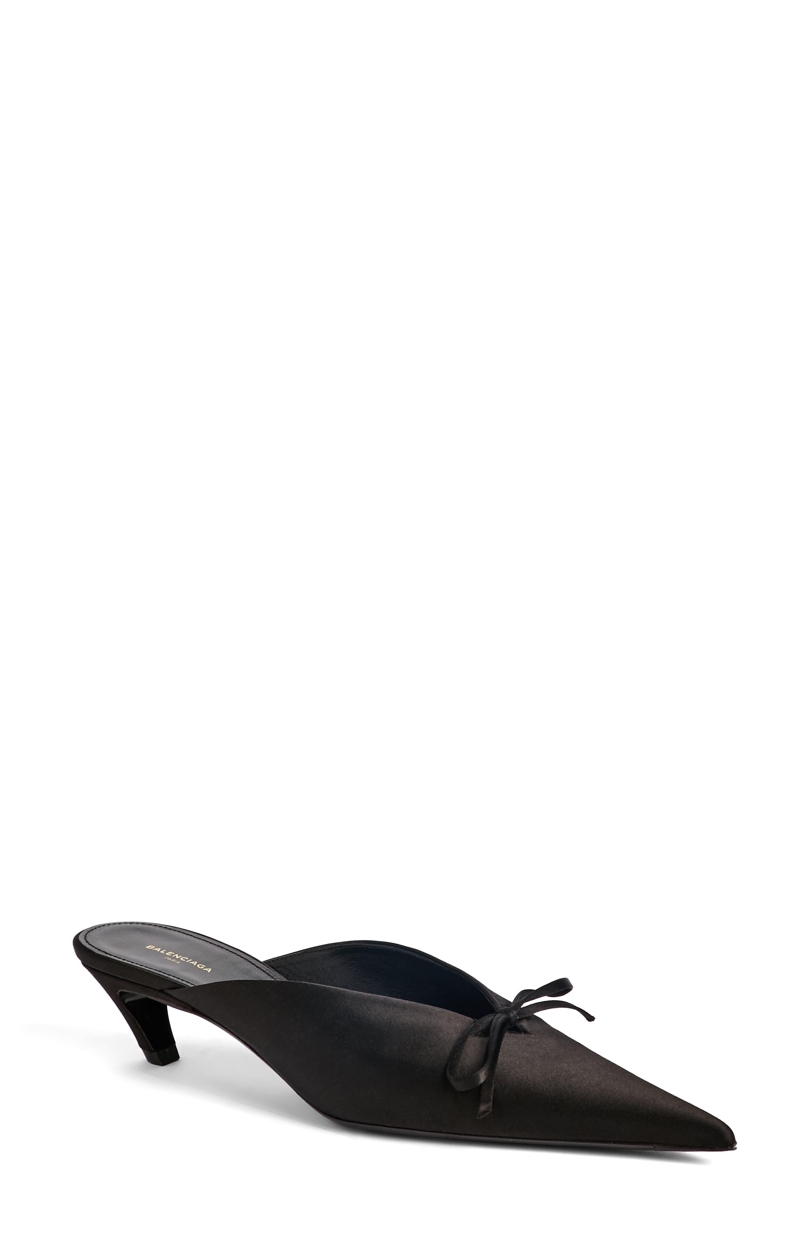 Main Image - Balenciaga Pointy Toe Mule (Women)