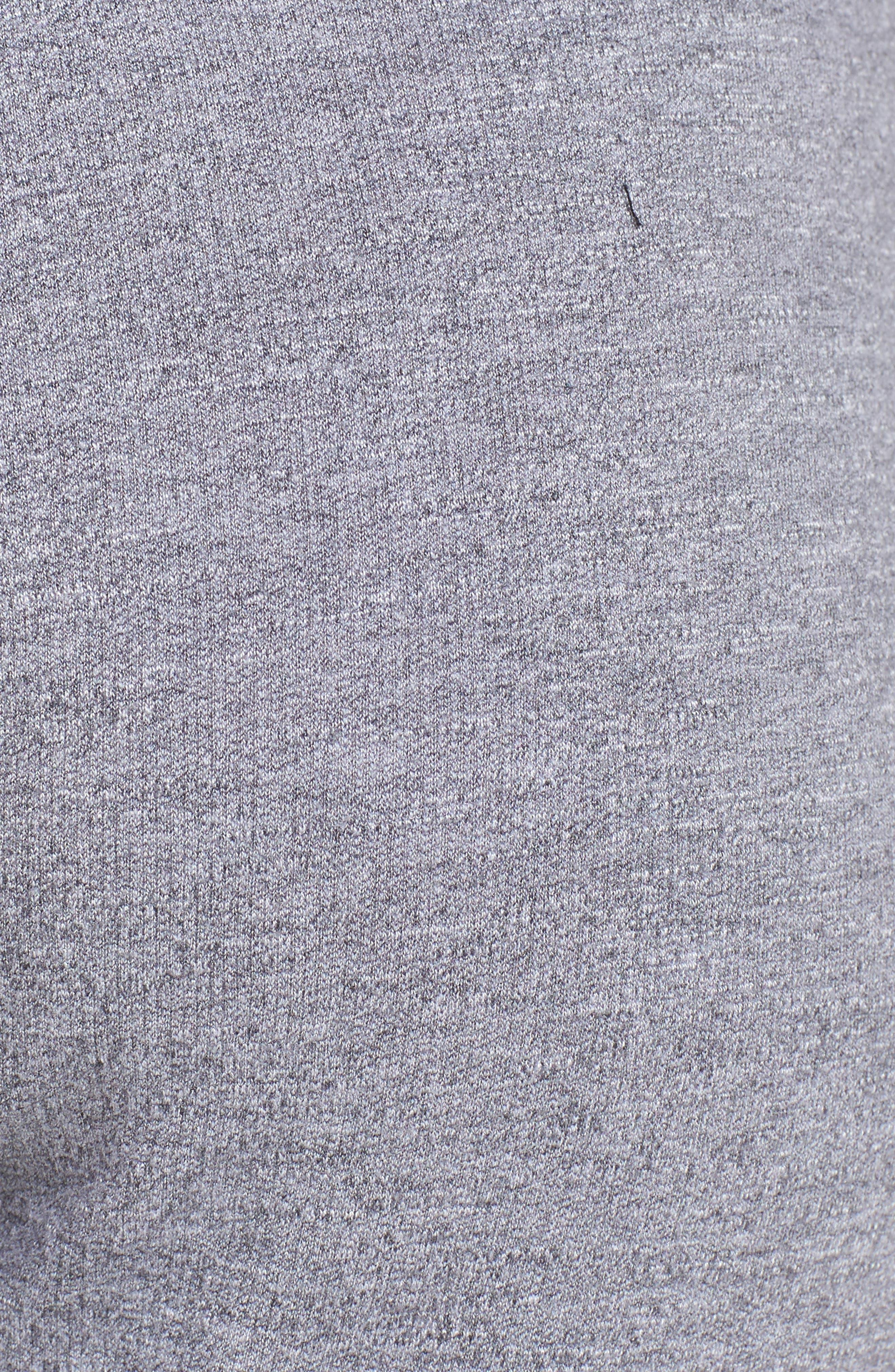 Alternate Image 5  - Monrow Boyfriend Lounge Sweatpants