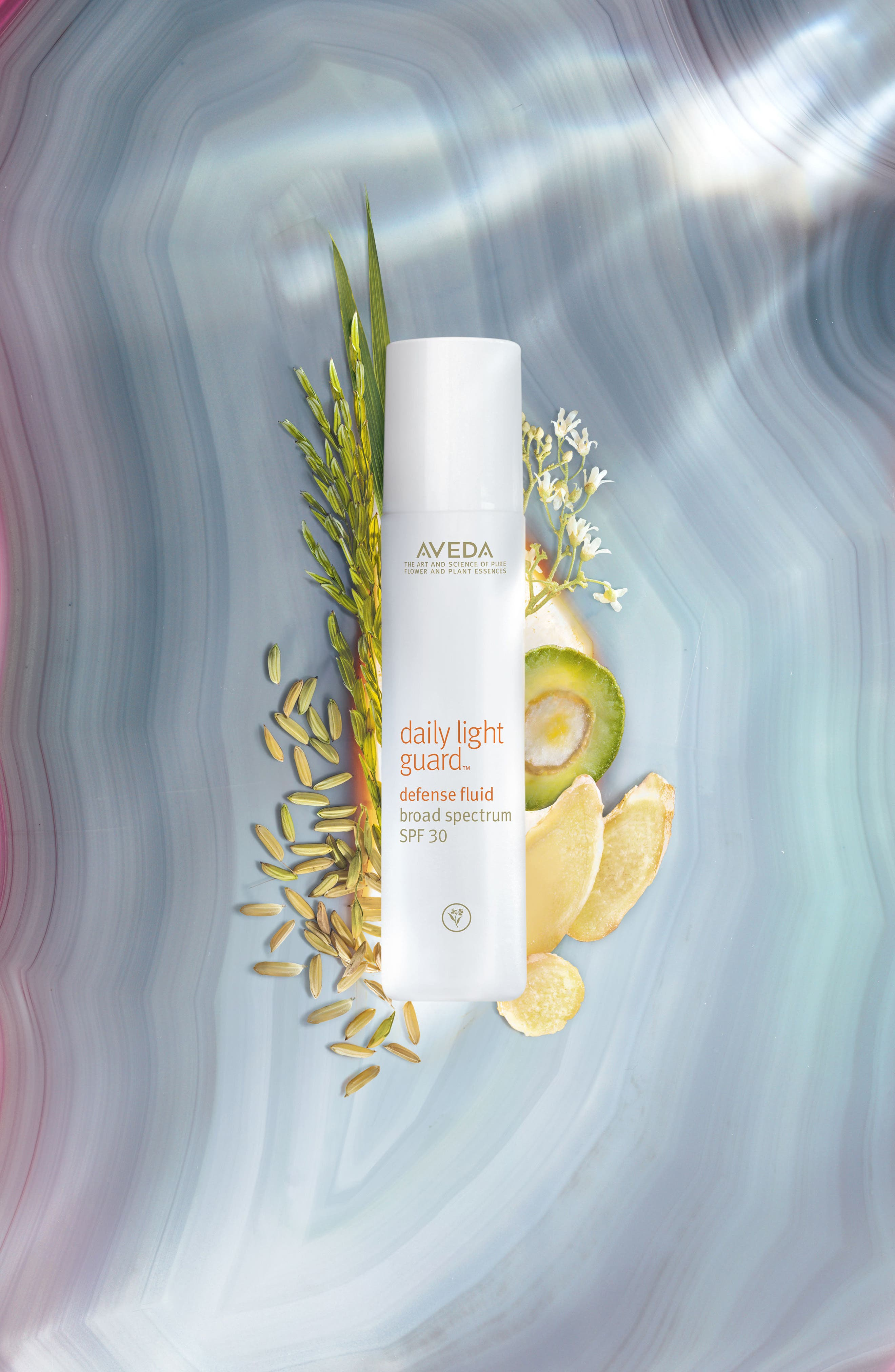 Alternate Image 2  - Aveda daily light guard™ Defense Fluid Broad Spectrum SPF 30