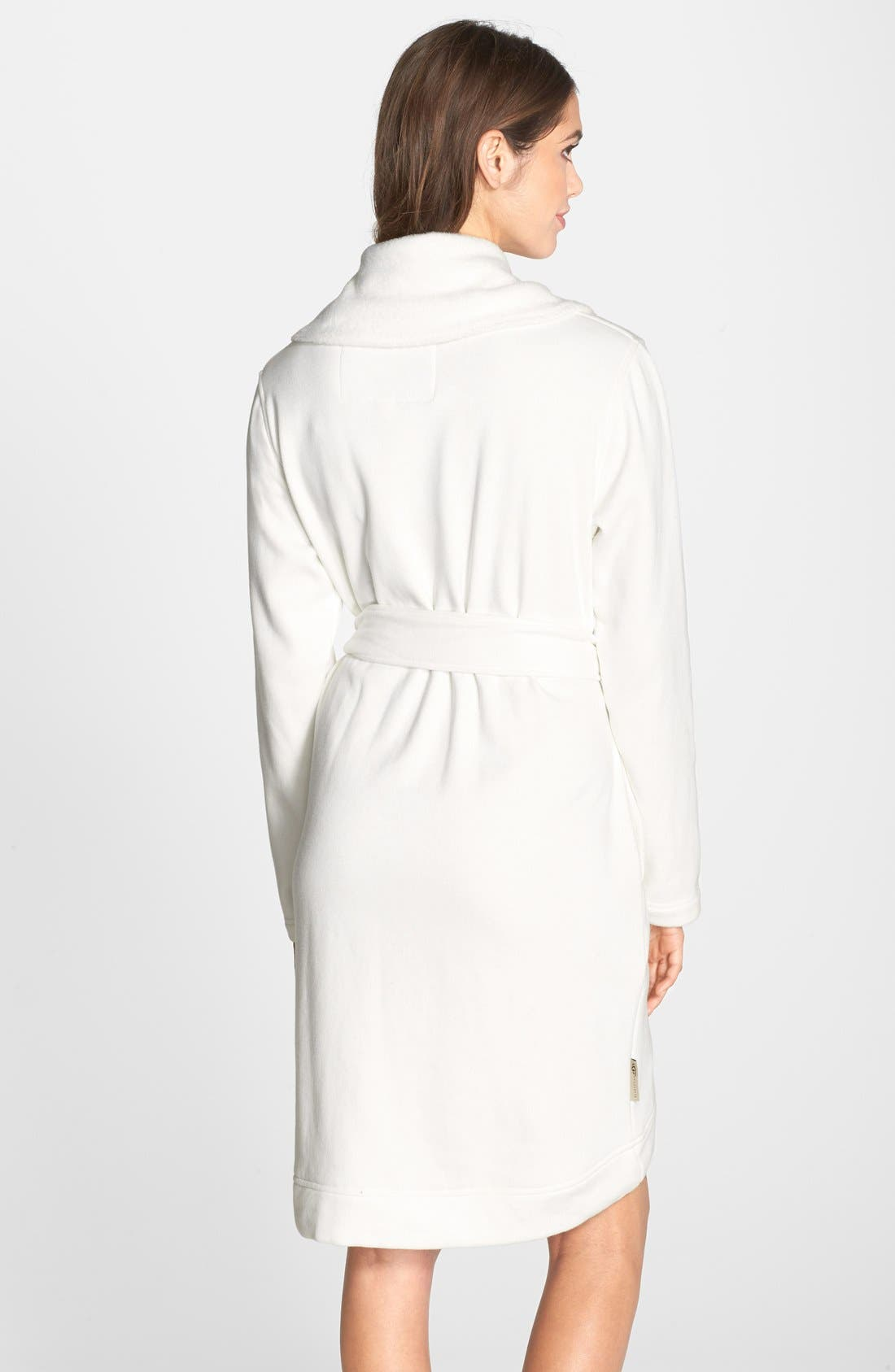 Alternate Image 2  - UGG® 'Blanche' Robe
