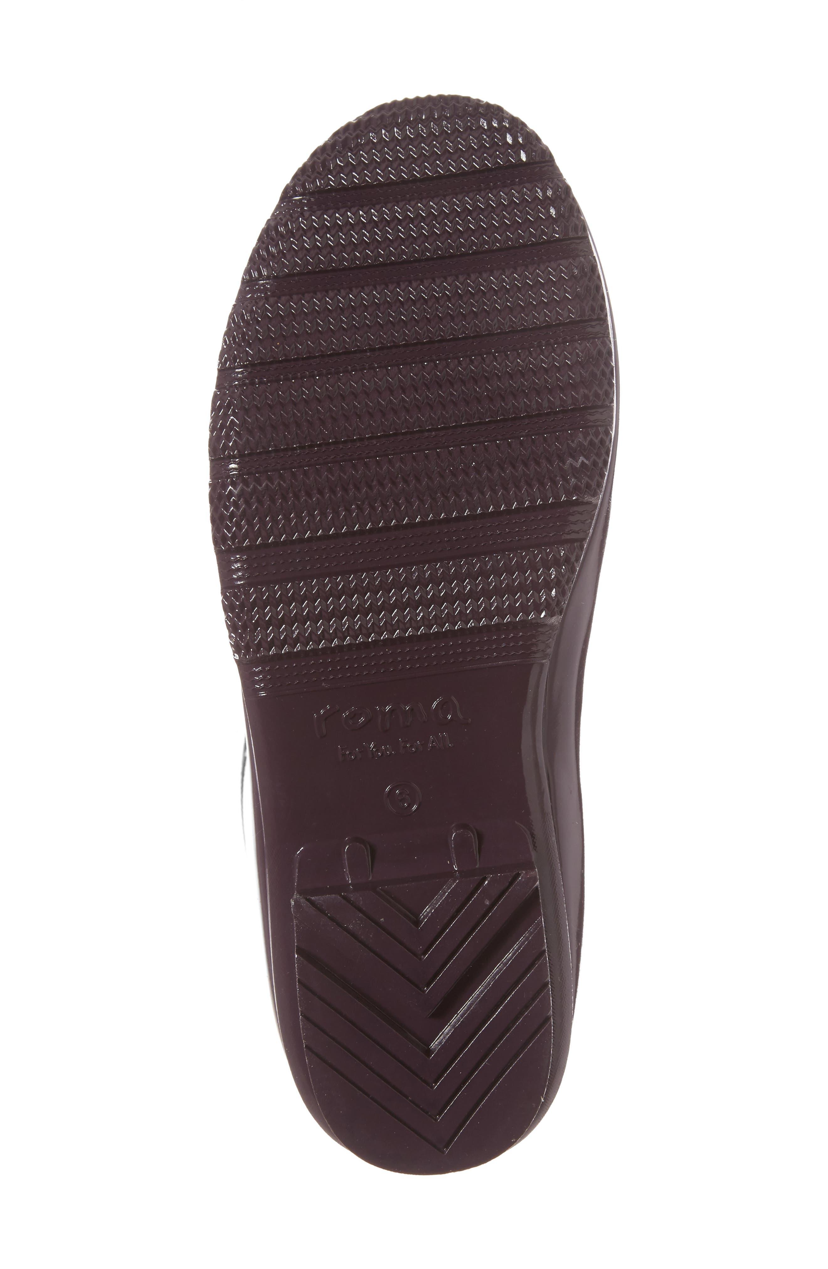 Alternate Image 5  - roma Short Rain Boot (Women)