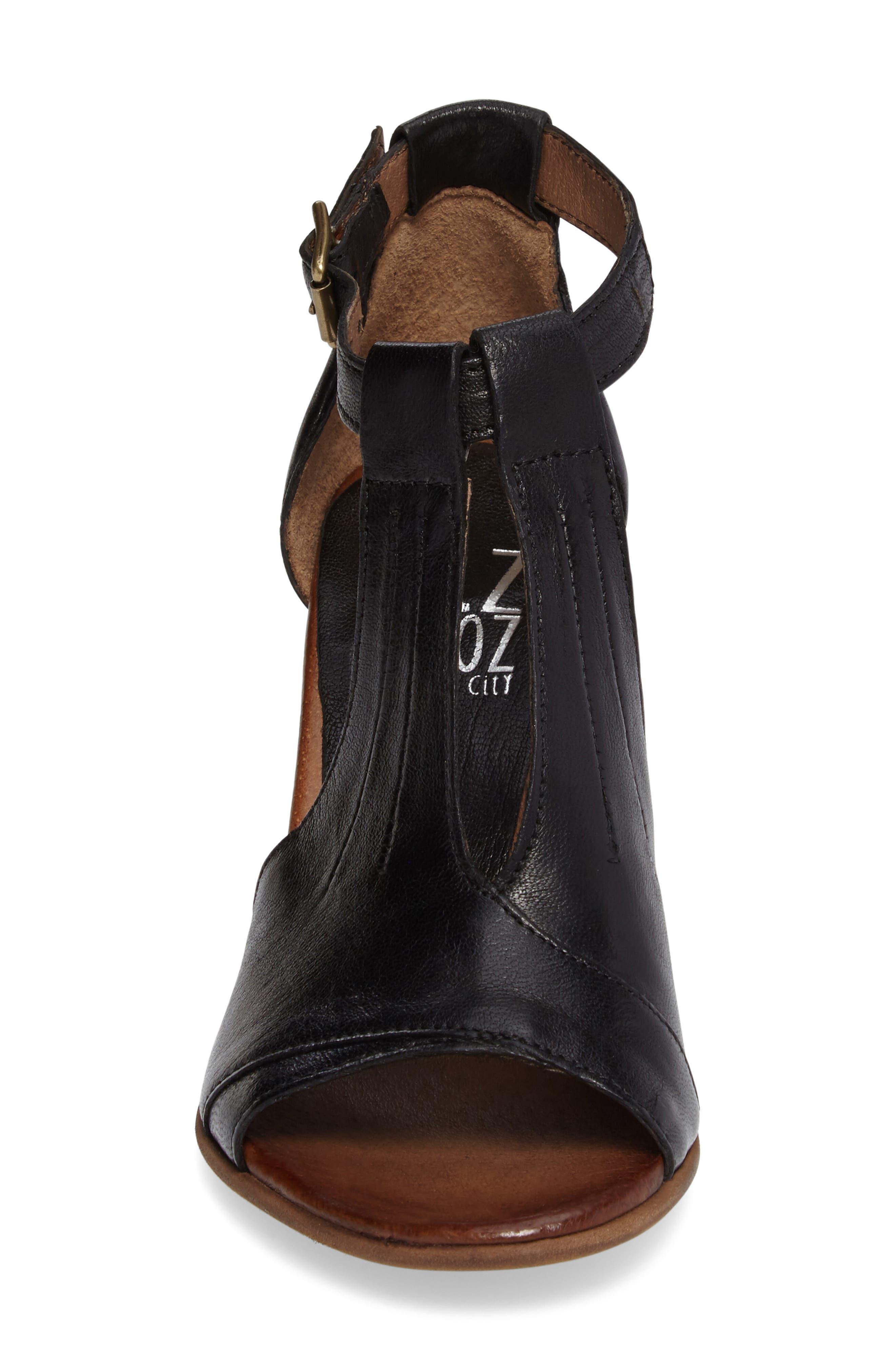 Alternate Image 4  - Miz Mooz Savannah T-Strap Strap Sandal (Women)