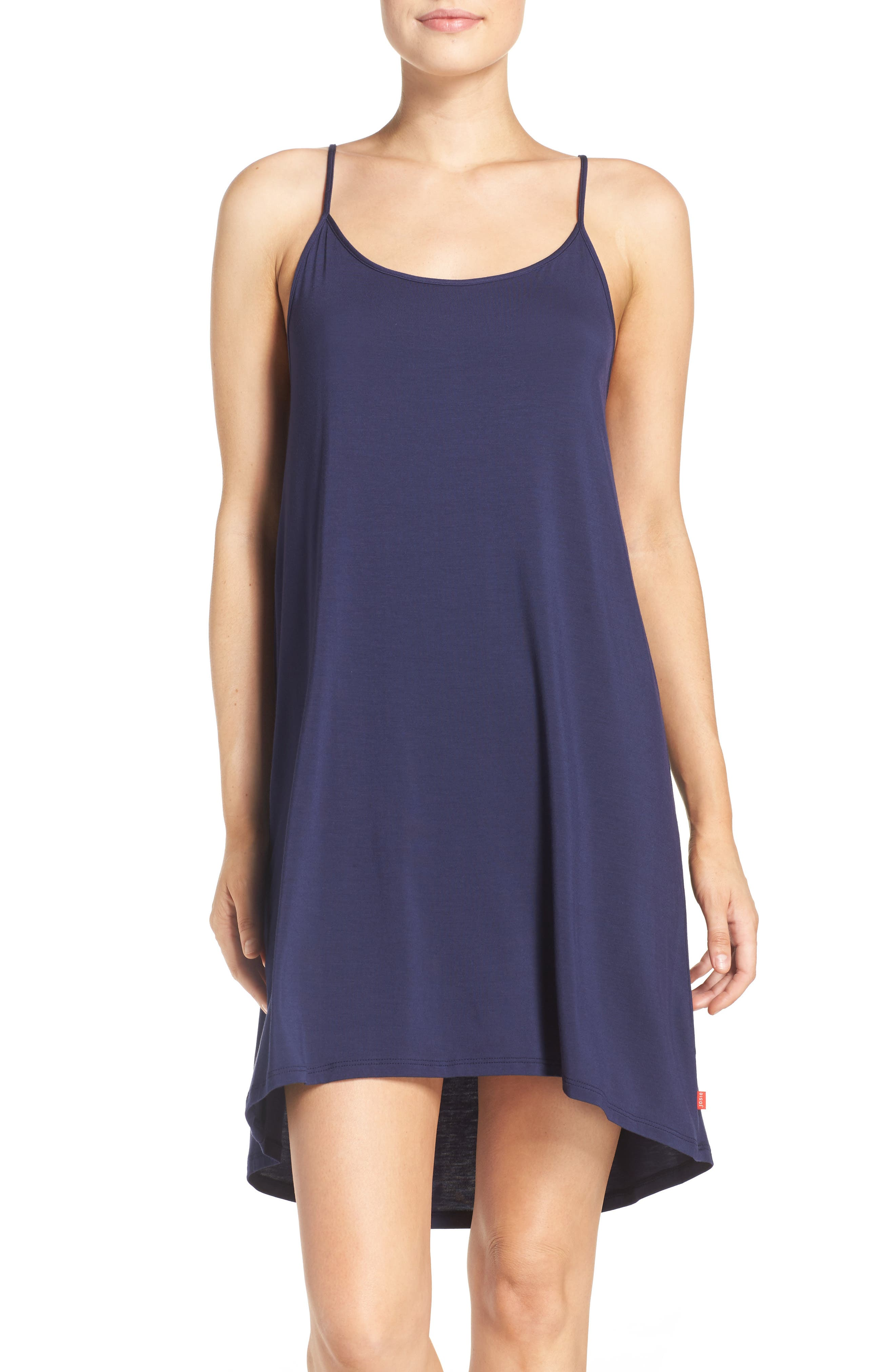 Tees Chemise in Midnight Navy