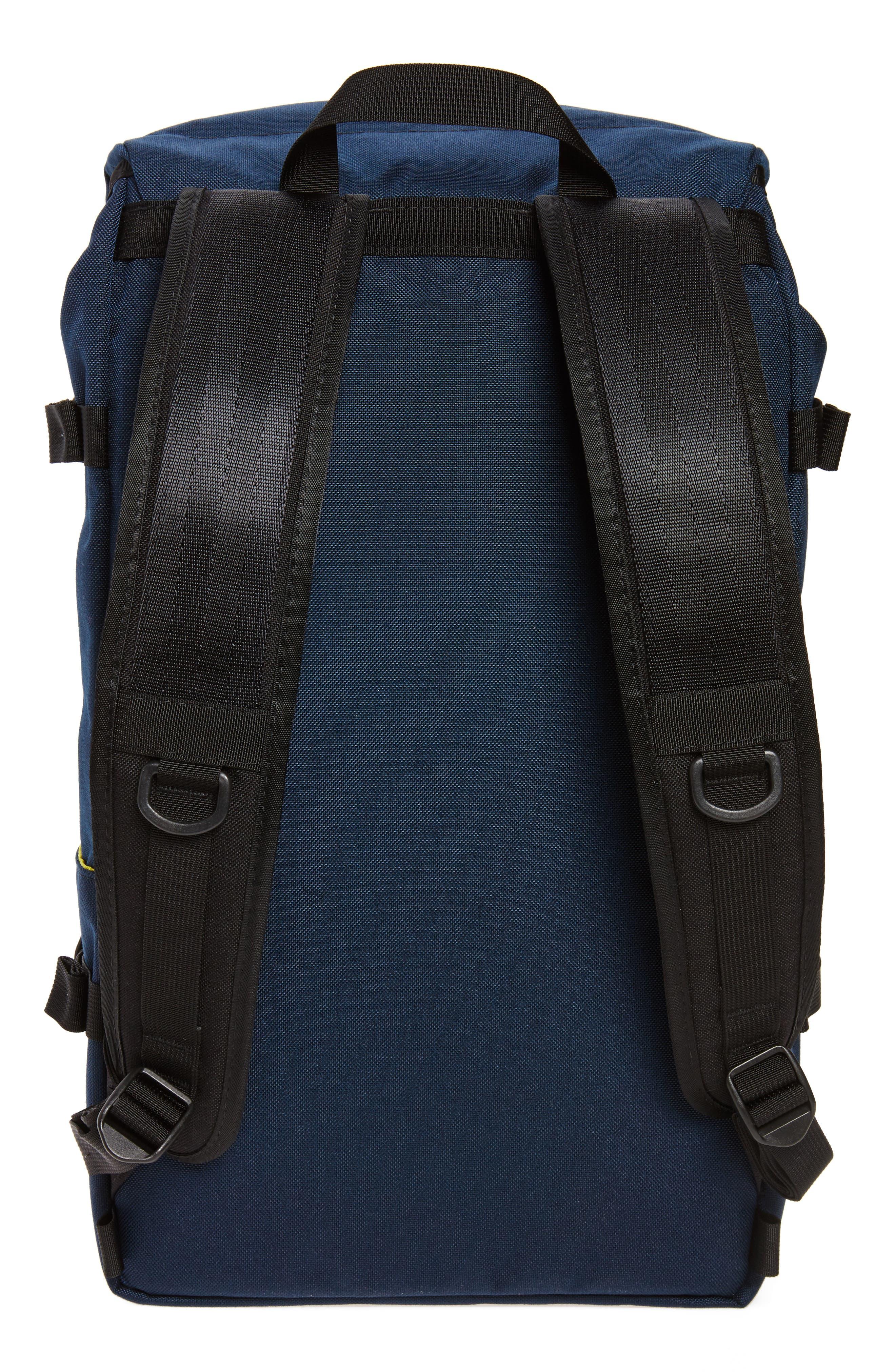'Klettersack' Backpack,                             Alternate thumbnail 3, color,                             Navy