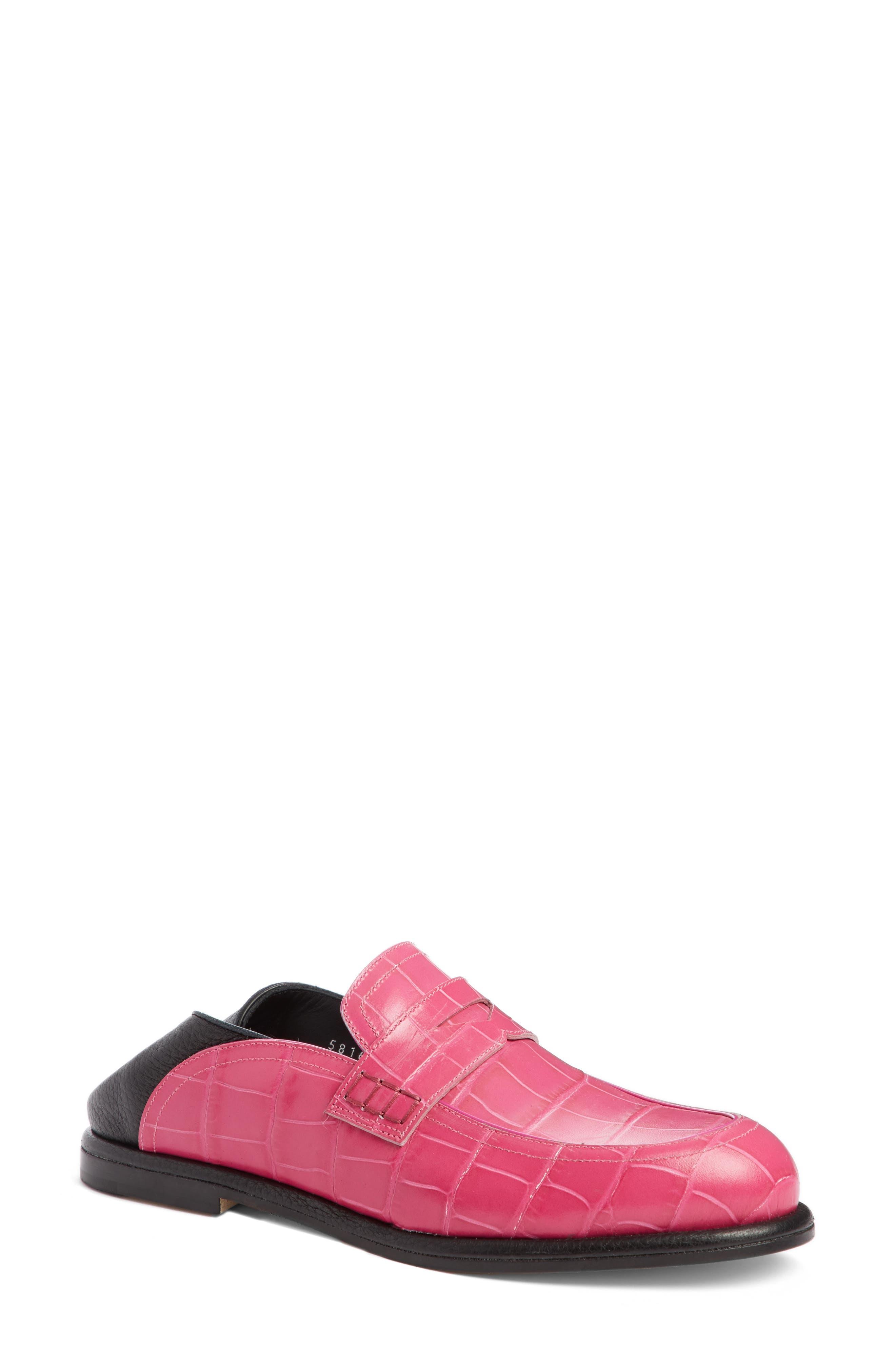 Loewe Convertible Loafer (Women)