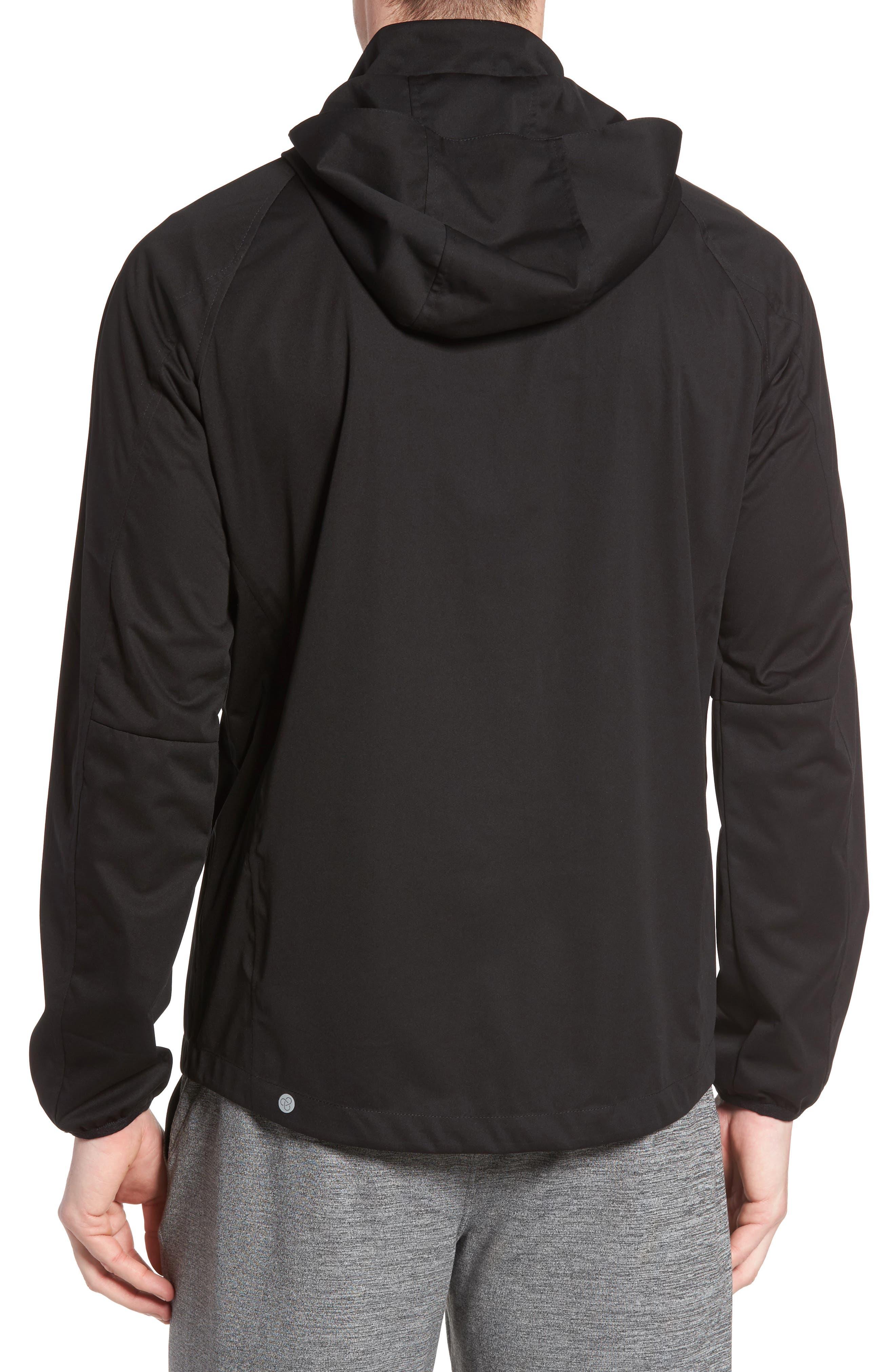 Alternate Image 2  - Zella Minimum Waterproof Jacket